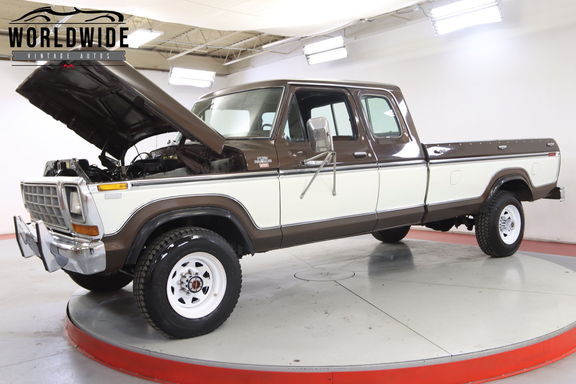 1978 Ford F-250 EXTENDED CAB