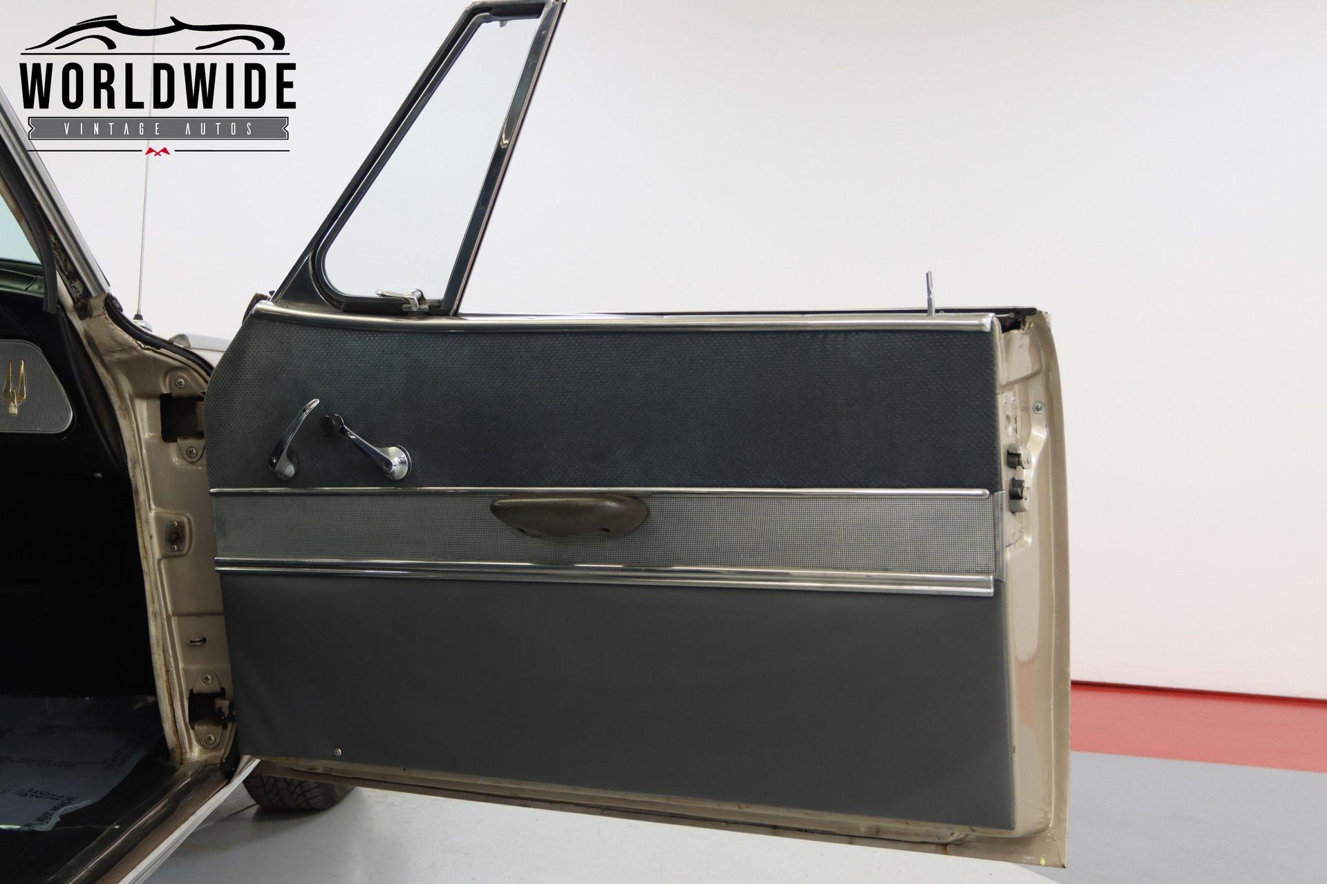 1962 Studebaker Gran Turismo