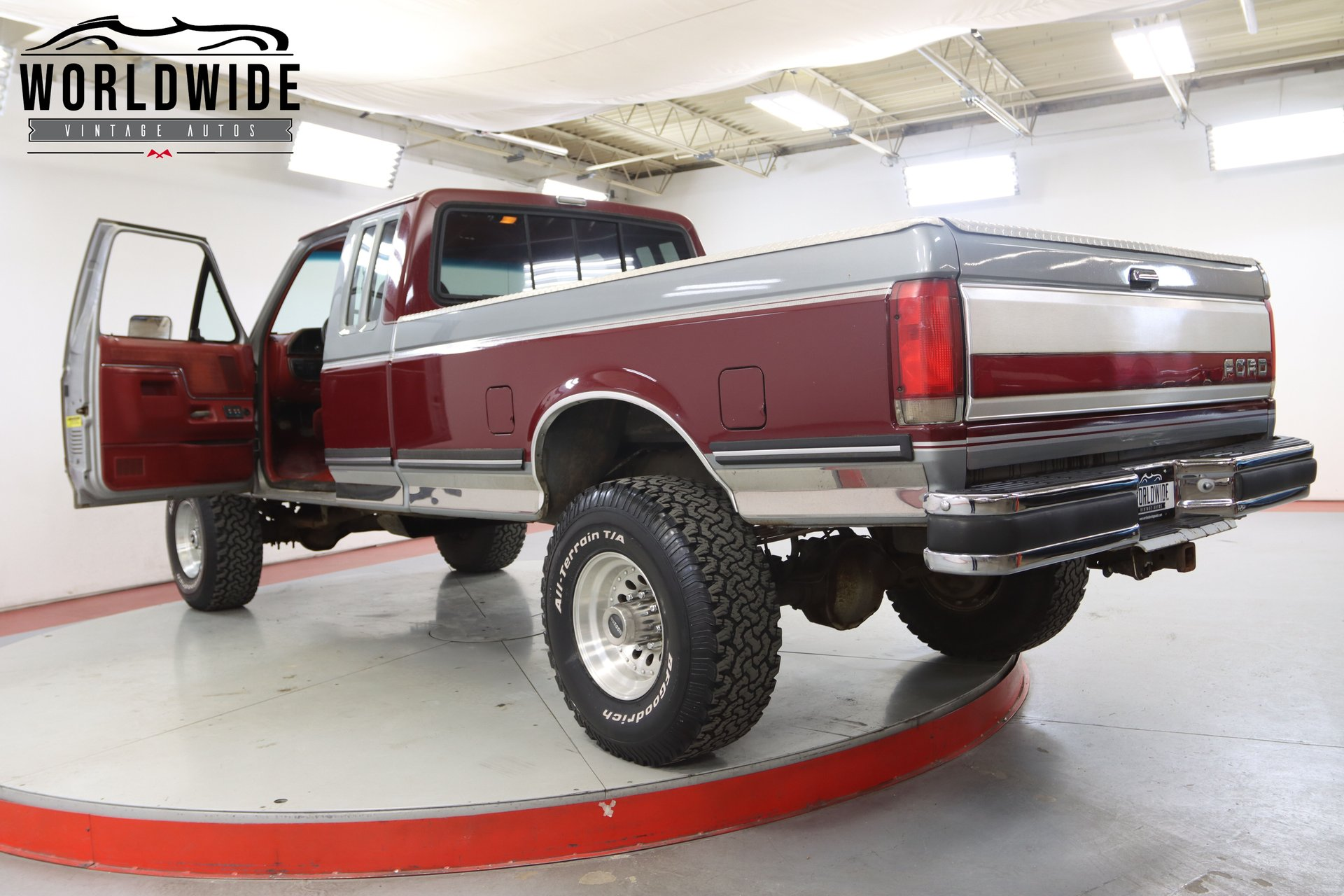 1989 Ford F-250 Lariat Super Cab