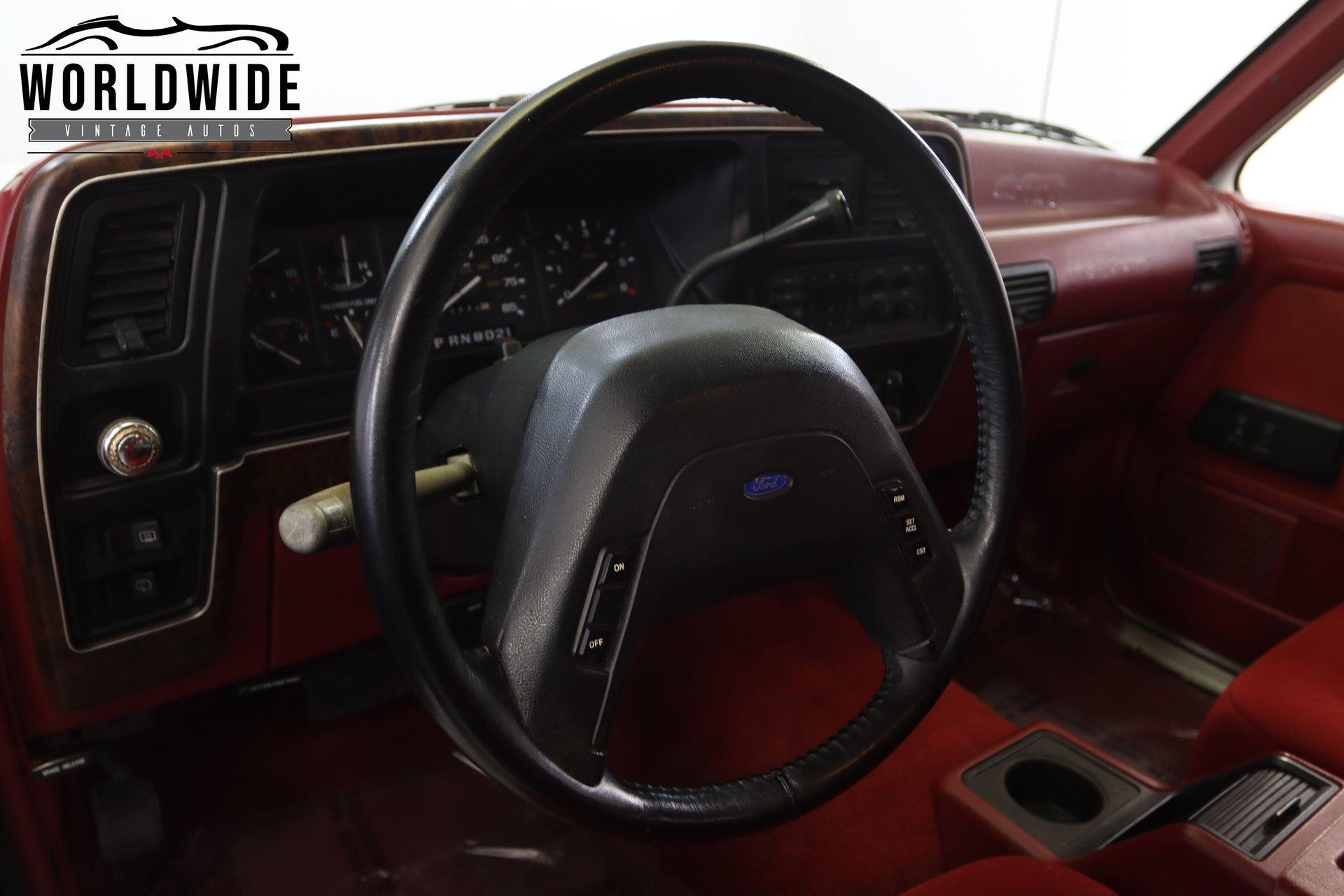 1989 Ford Bronco II