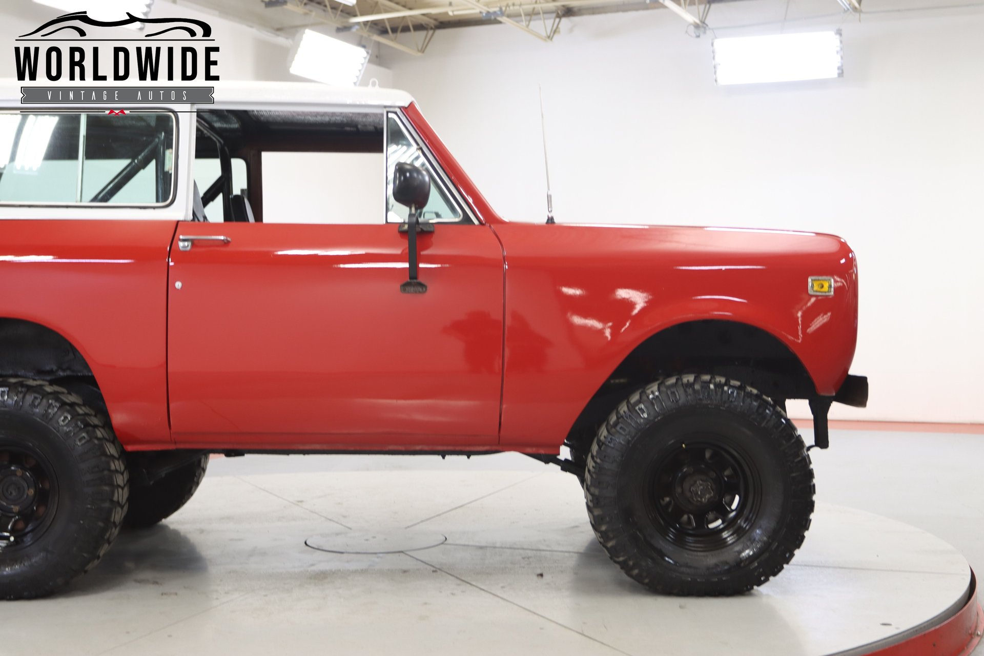 1978 International Scout II