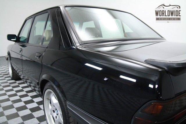 1988 BMW 5 Series M5