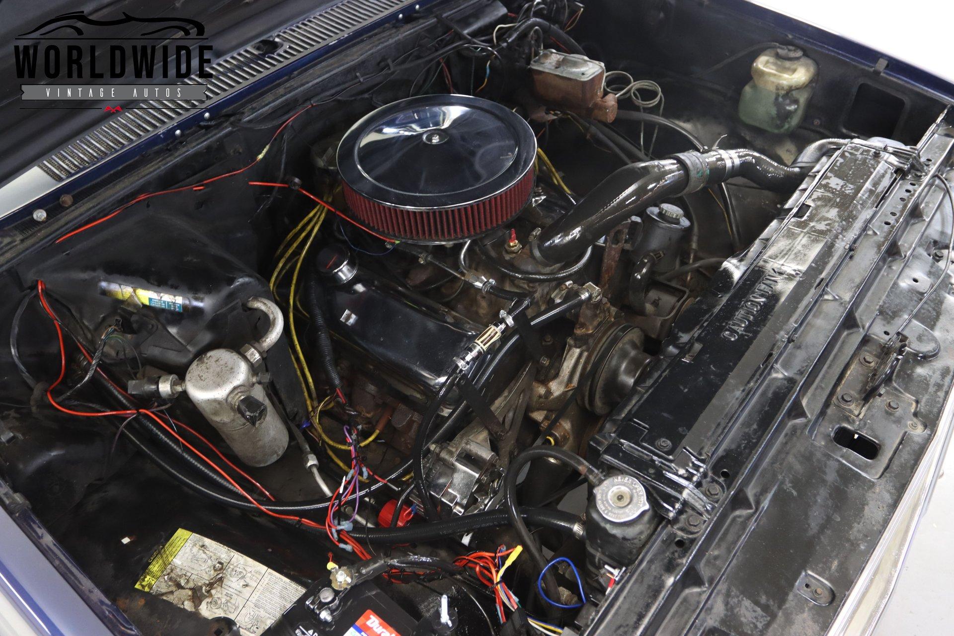 1983 Chevrolet Blazer