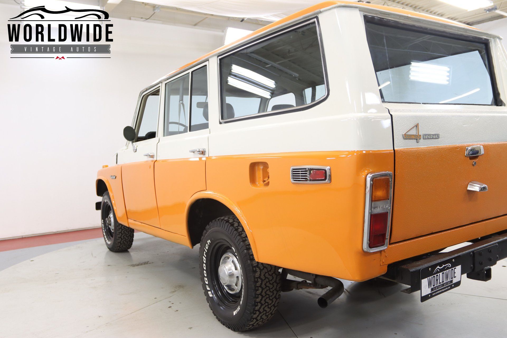 1979 Toyota FJ55 Land Cruiser