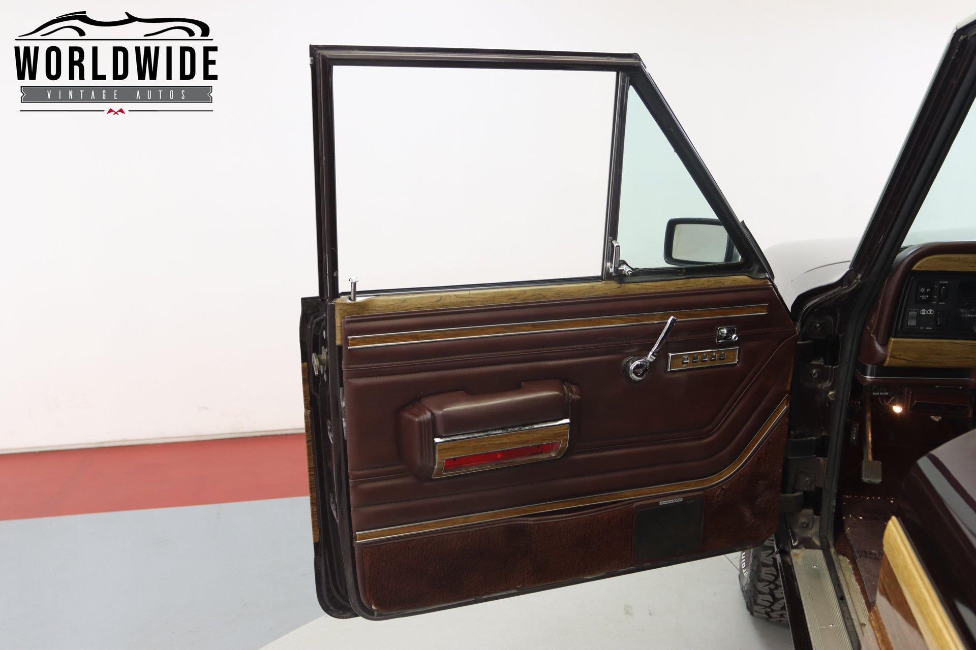 1990 Jeep Wagoneer