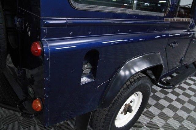 1989 Land Rover Defender 110
