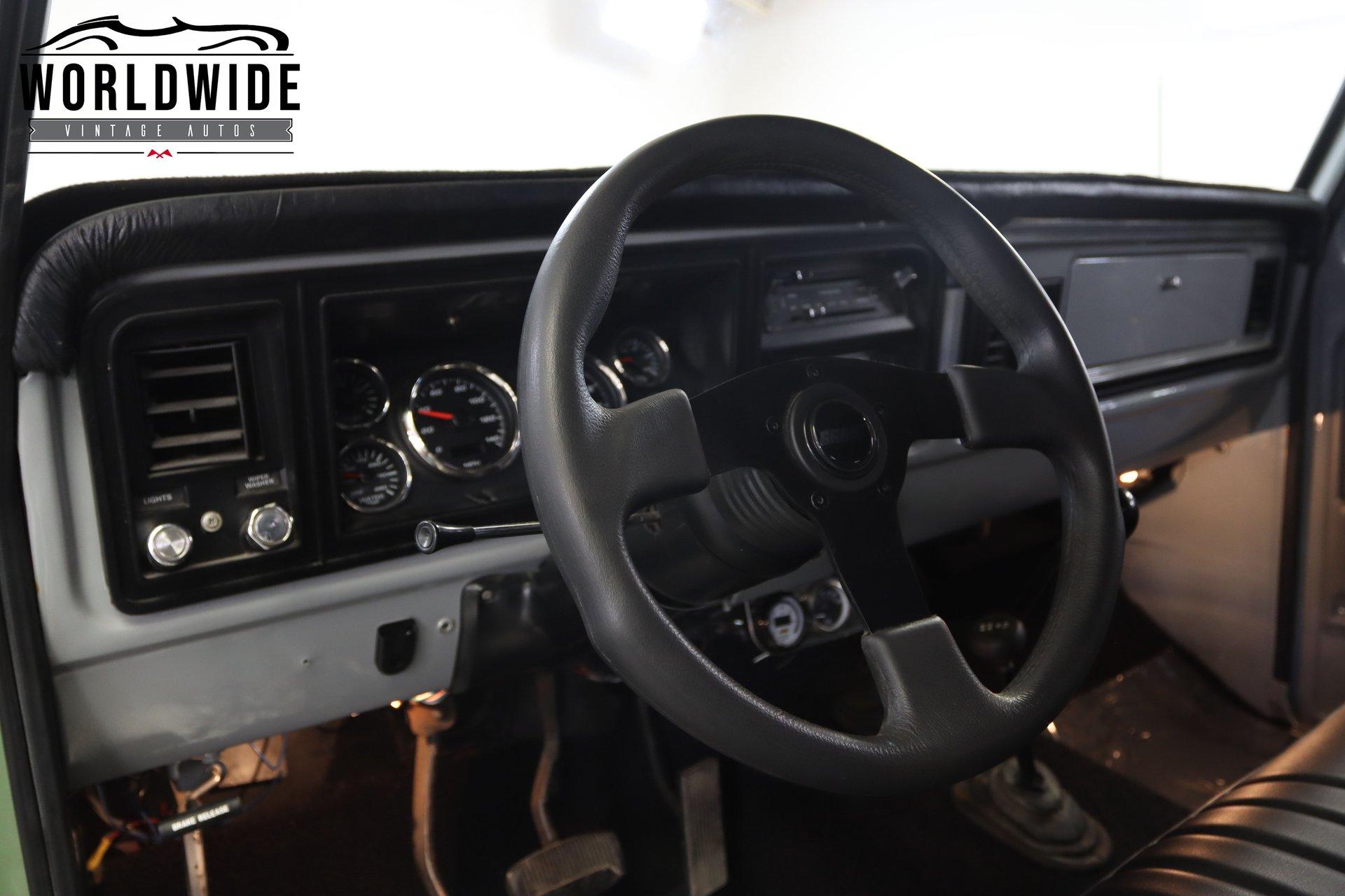 1979 Ford F-250 Super Cab