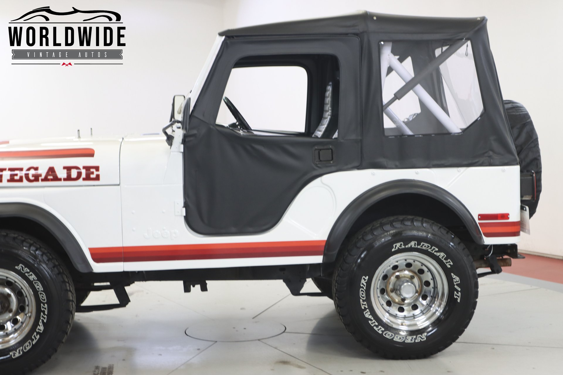 1976 Jeep Cj5 Renegade
