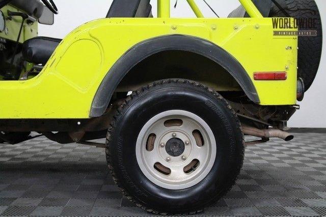 1974 Jeep Cj5 Renegade