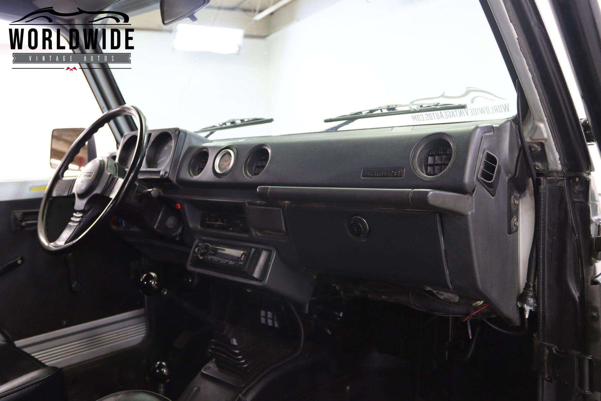 1988 Suzuki Samurai