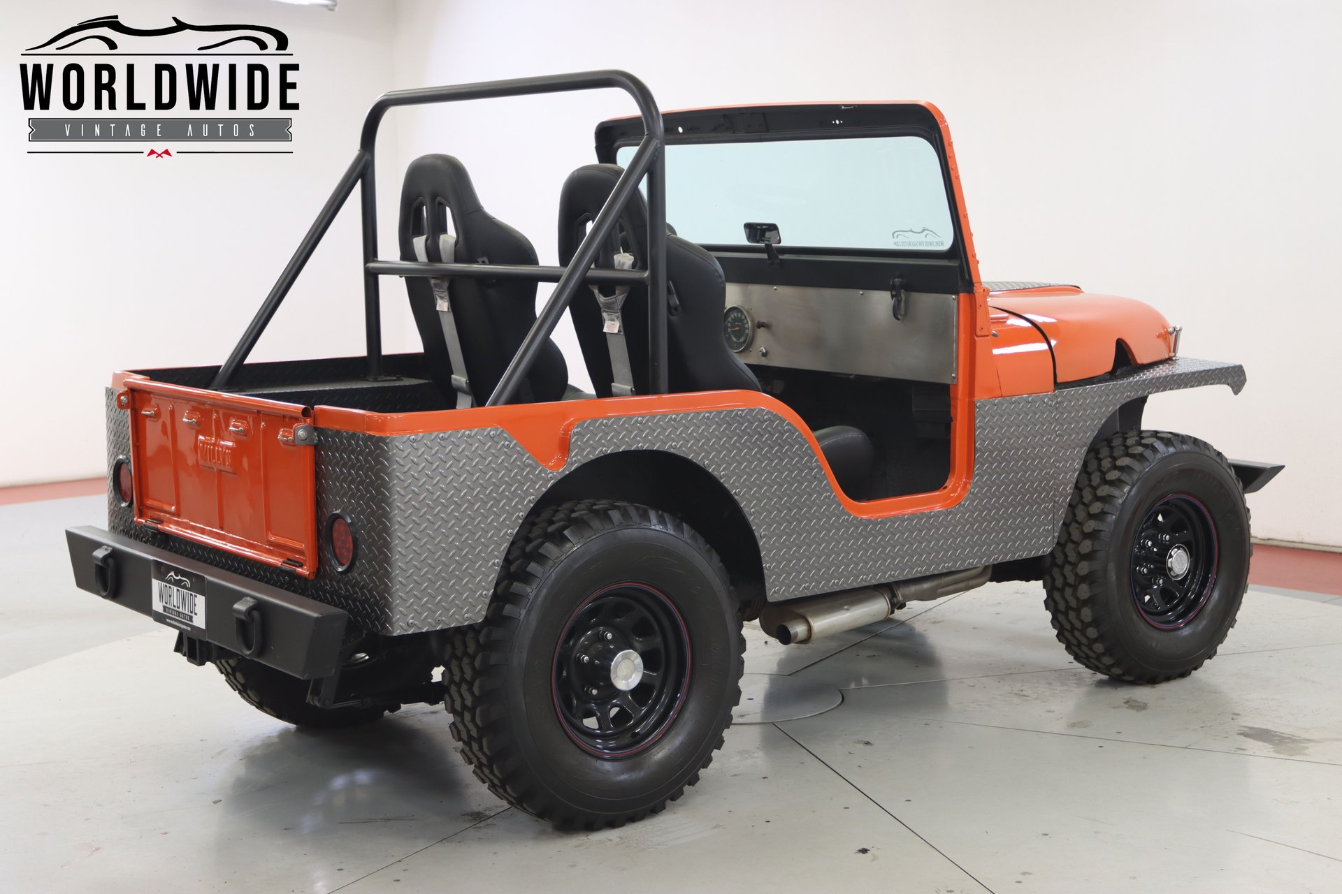 1956 Willys Jeep