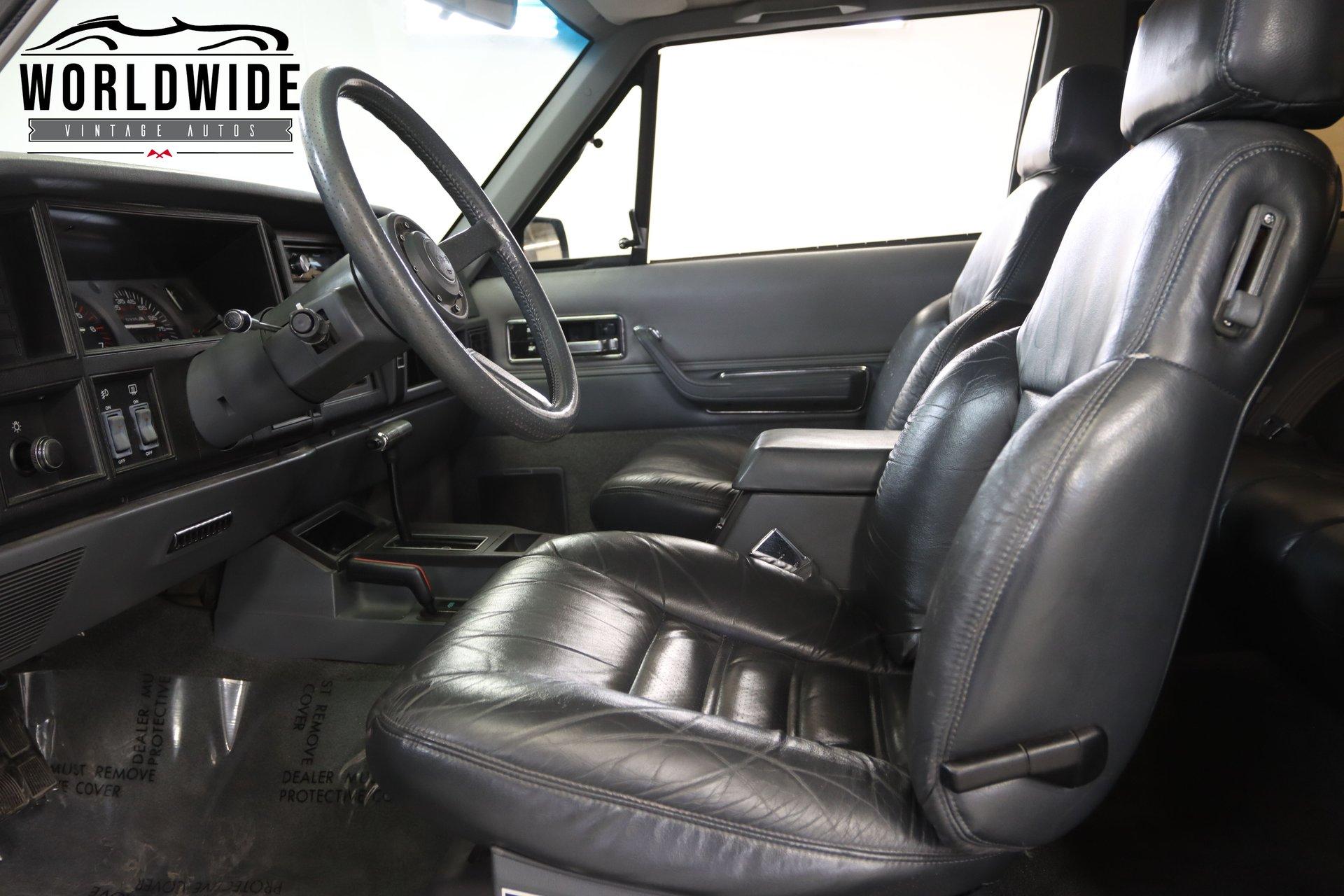 1988 Jeep Cherokee Limited