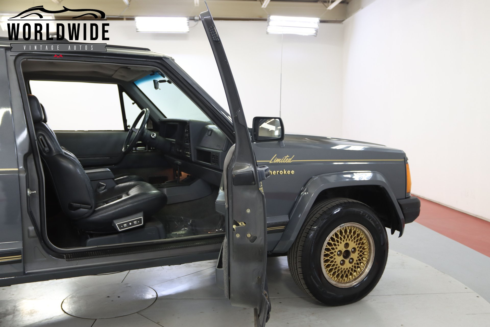 1988 Jeep Cherokee Limited
