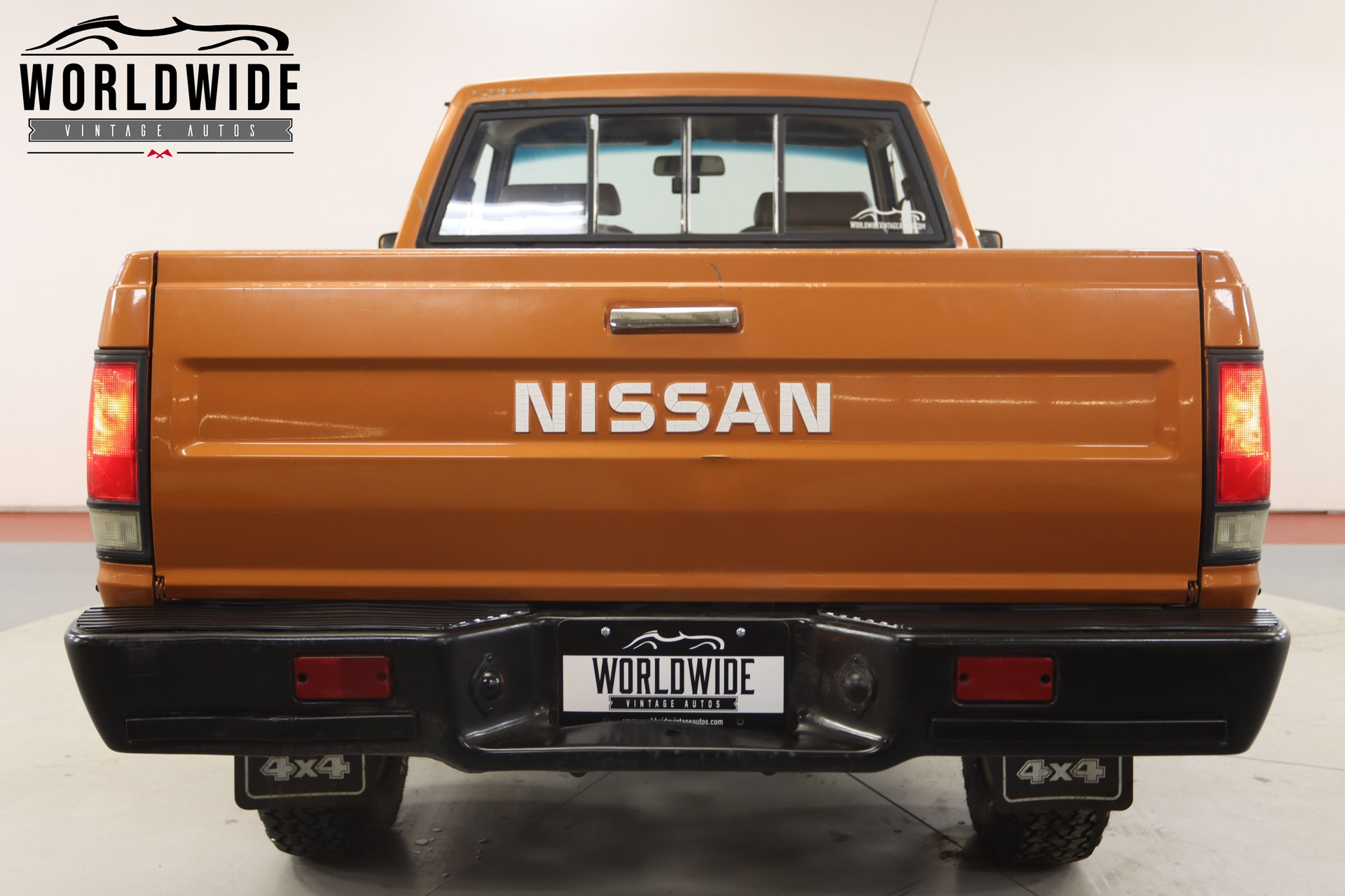 1985 Nissan King Cab