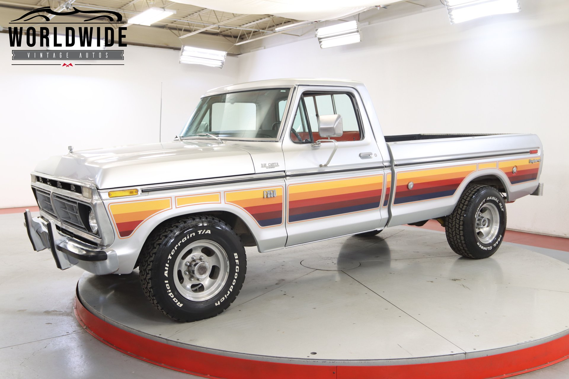 1975 ford f 250
