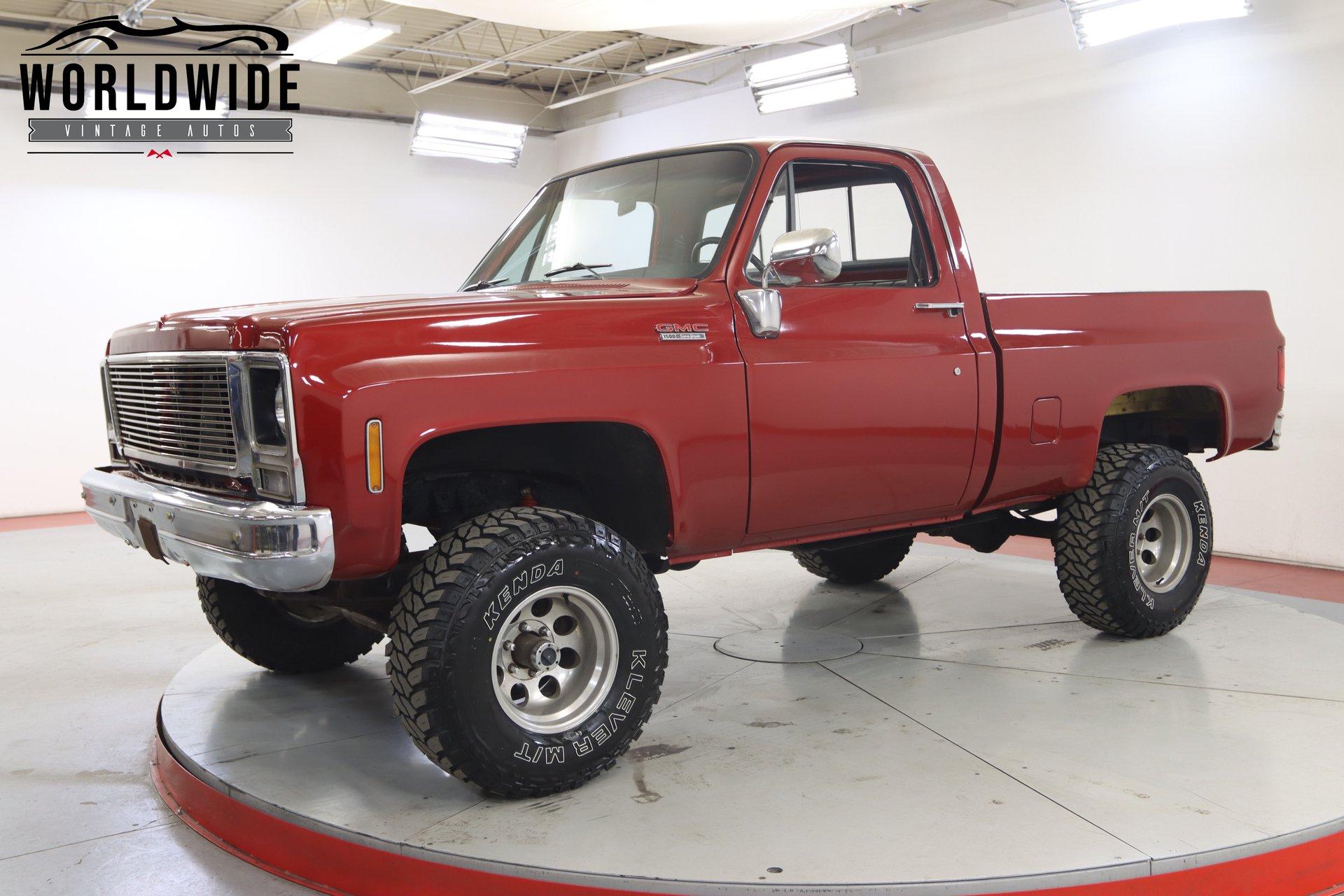 1979 gmc sierra 1500