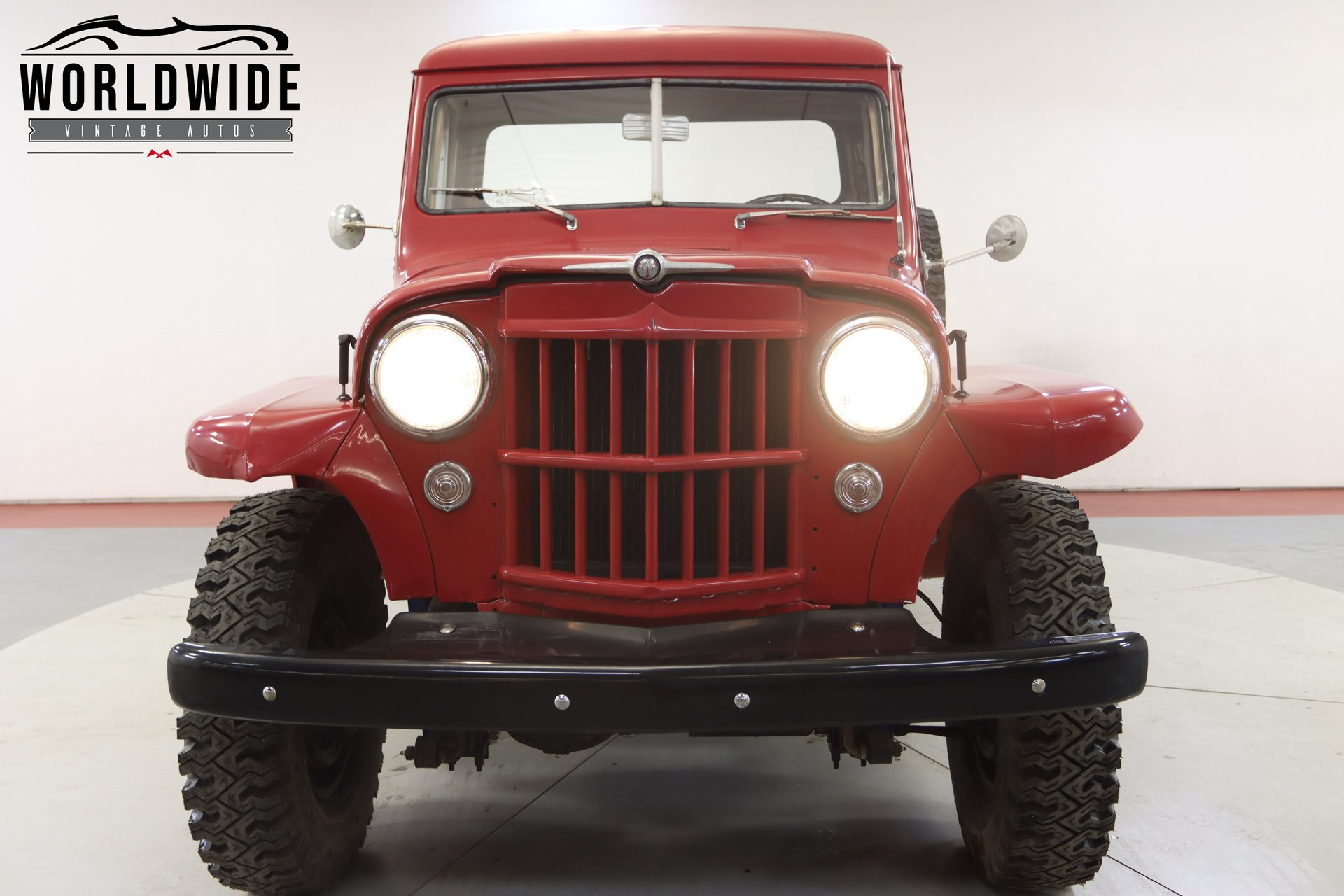 1954 Willy's TRUCK