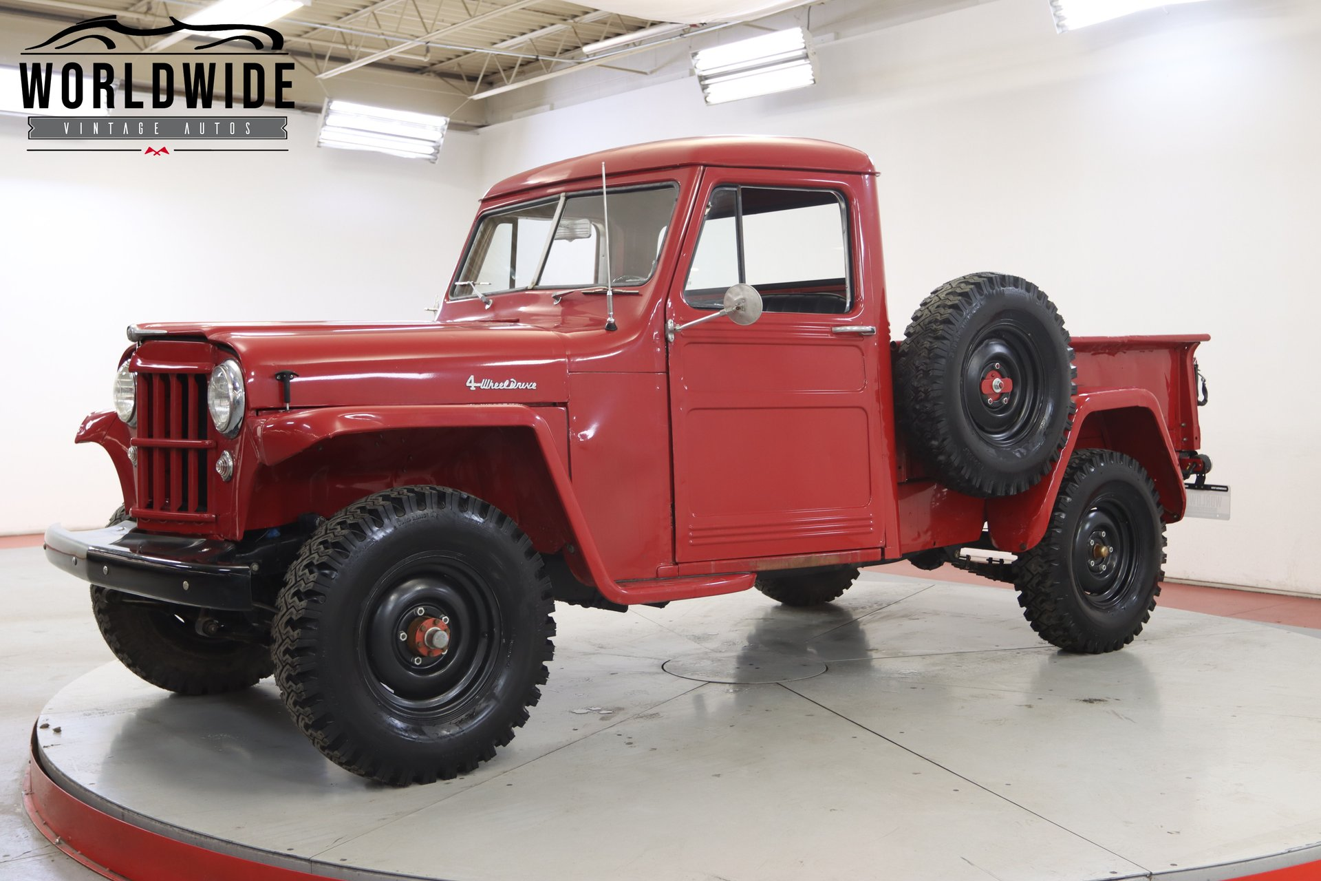 1954 willy s truck