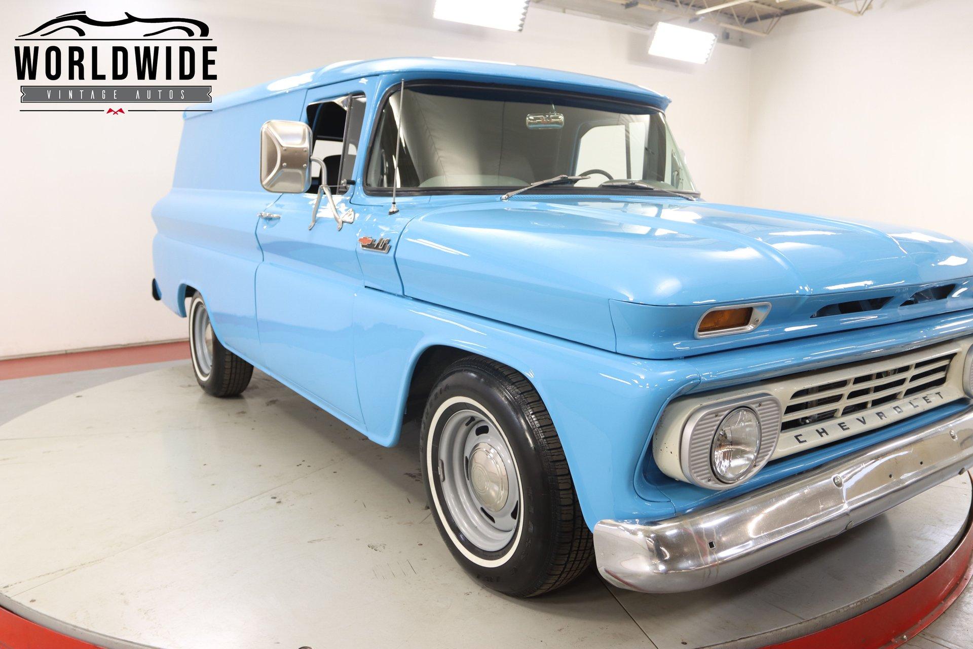 1962 Chevrolet Panel Truck