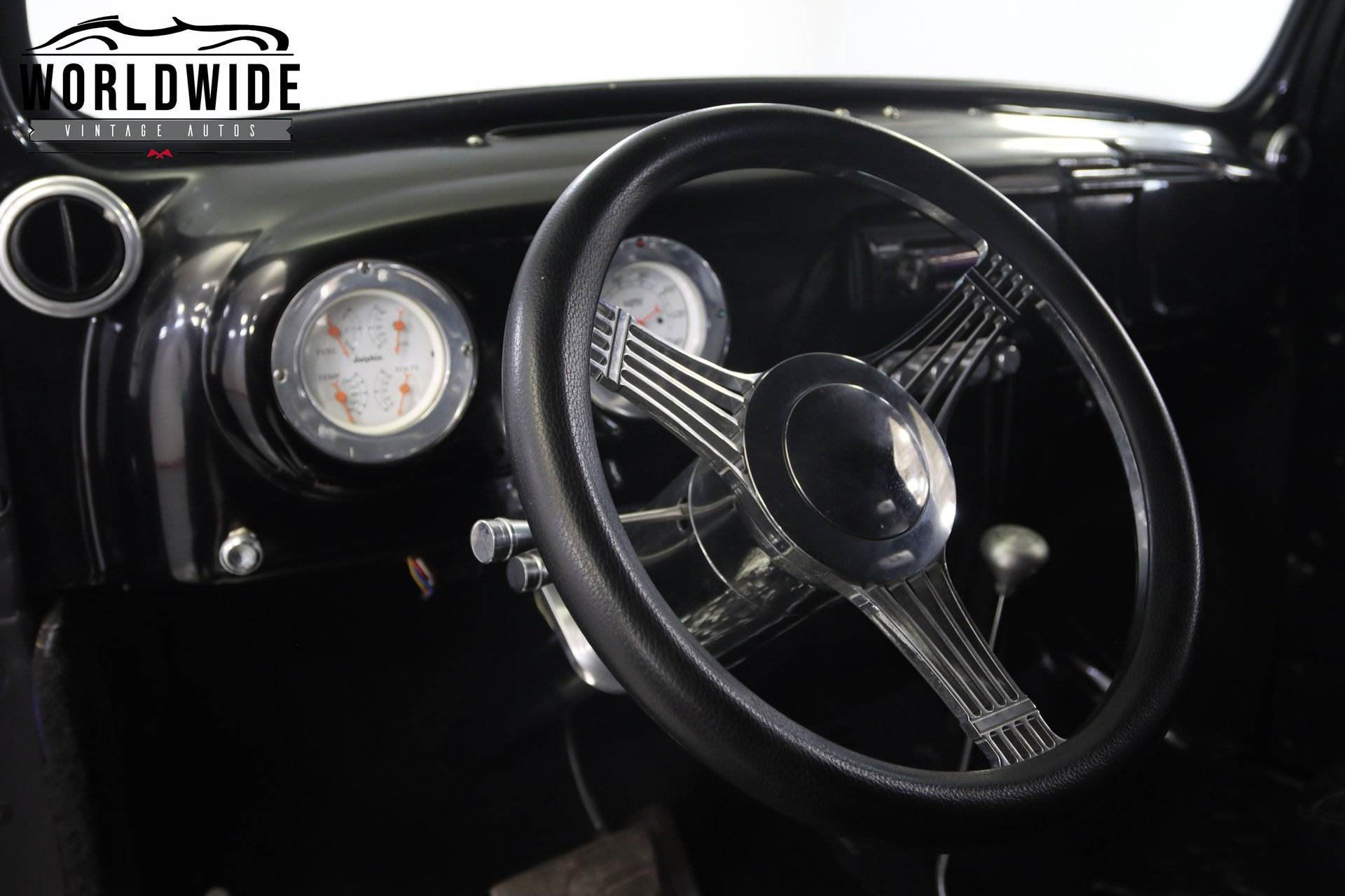 1951 Ford F1 Panel