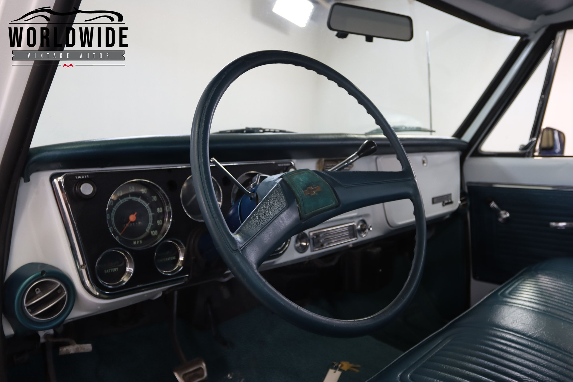 1969 Chevrolet C20