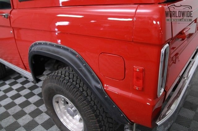 1977 Ford Bronco