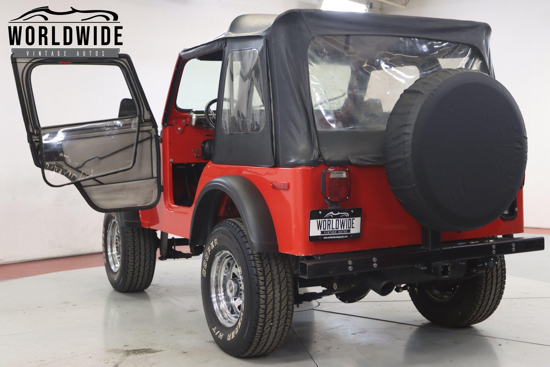 1978 Jeep CJ-5
