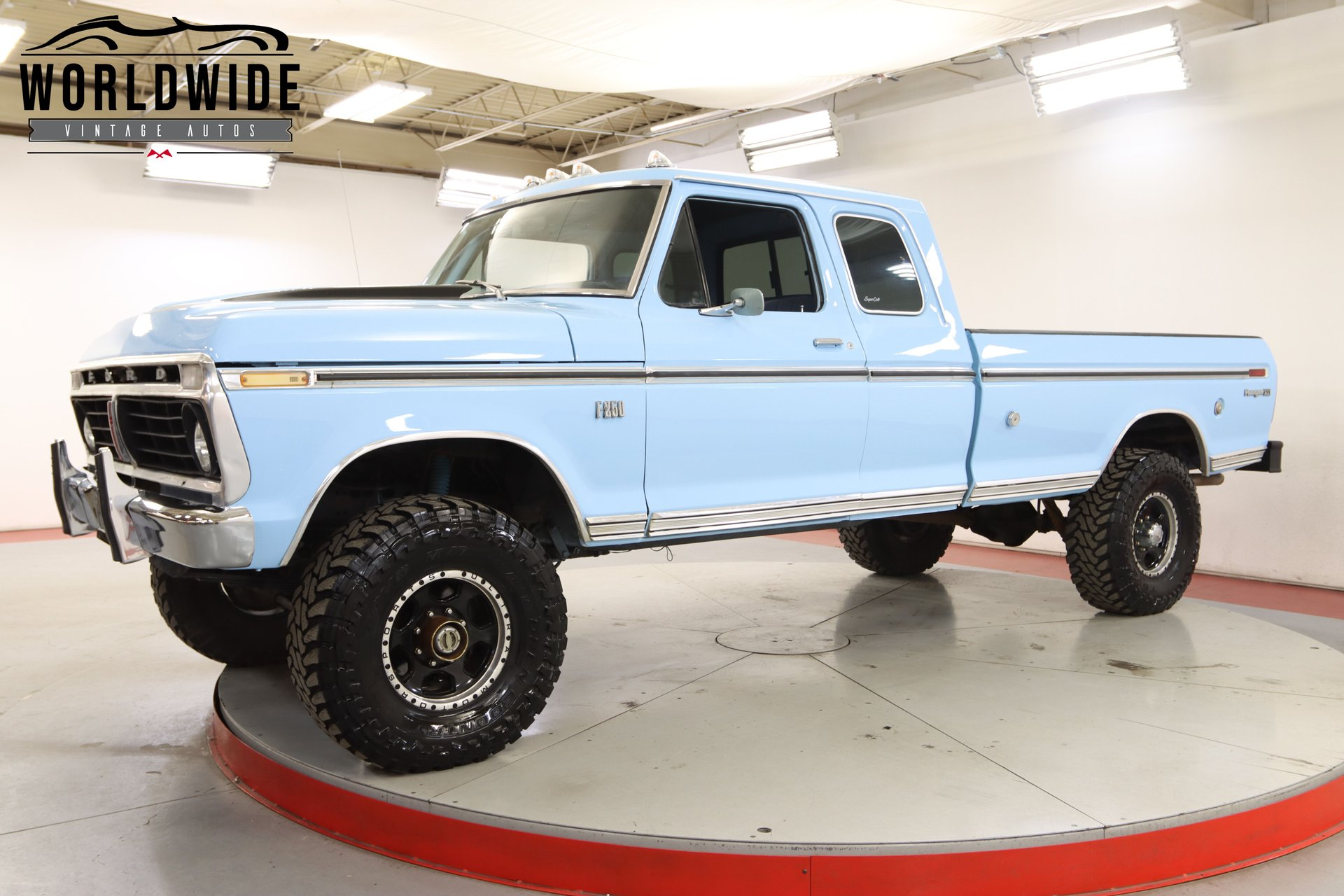 1974 ford f 250 xlt super cab