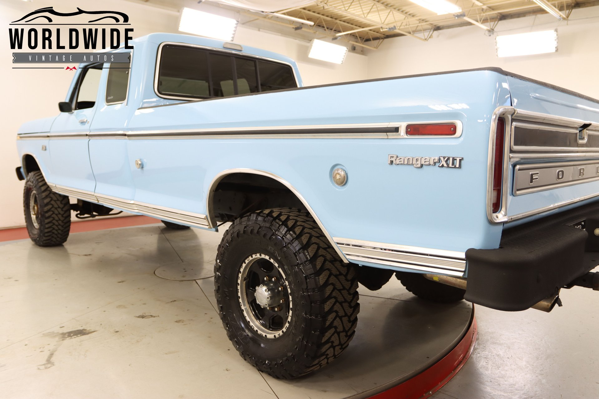 1974 Ford F-250 XLT Super Cab