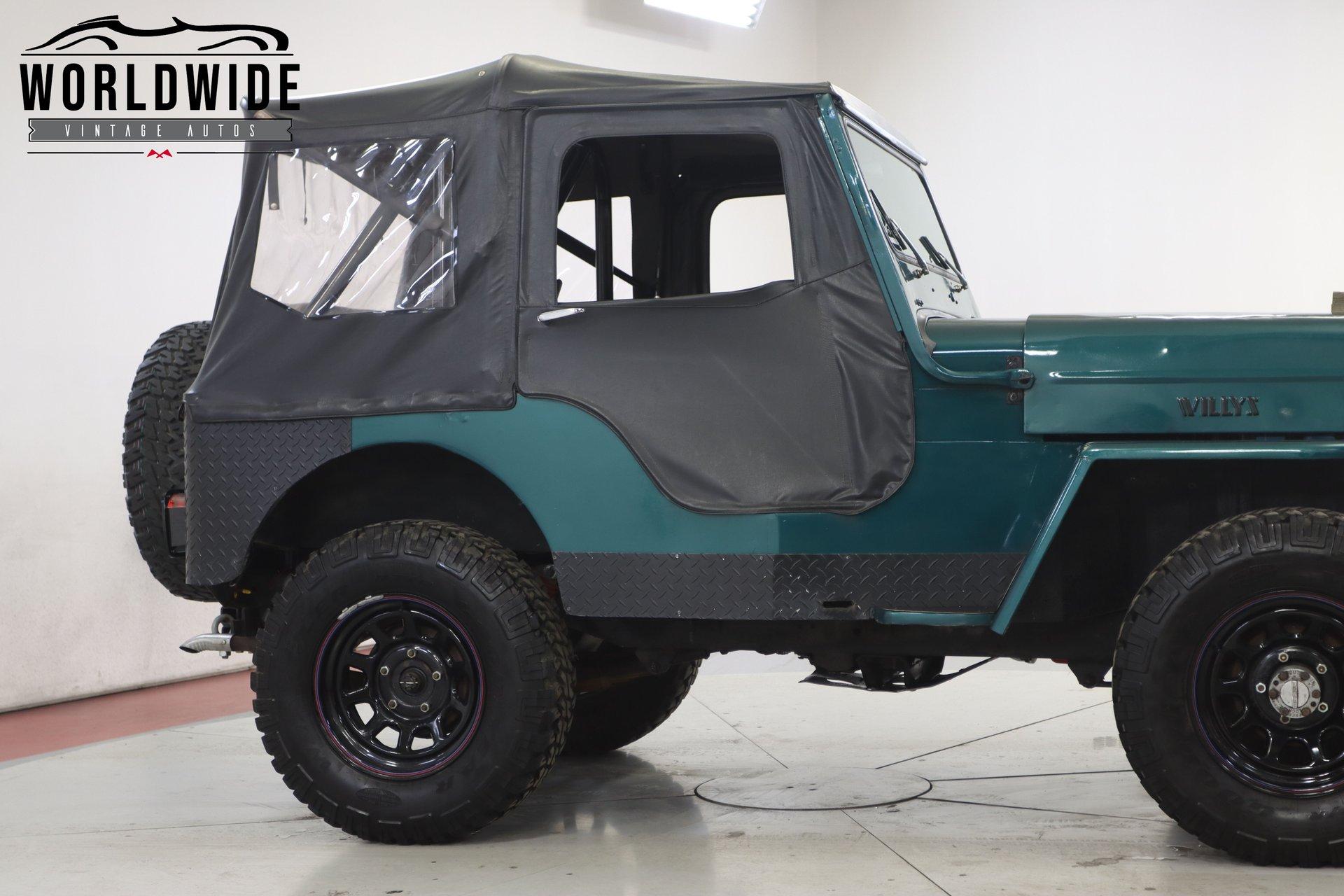 1954 Willy's JEEP CJ3B