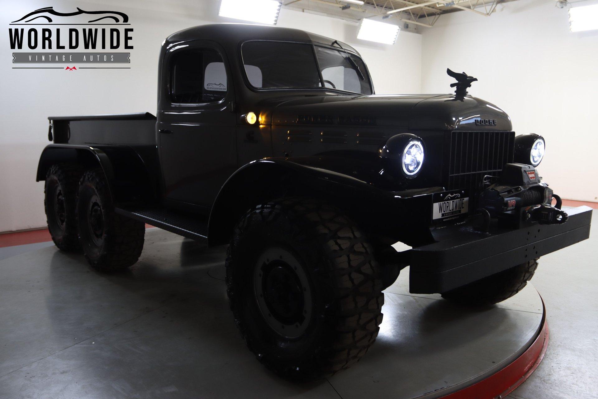 1946 Dodge Powerwagon