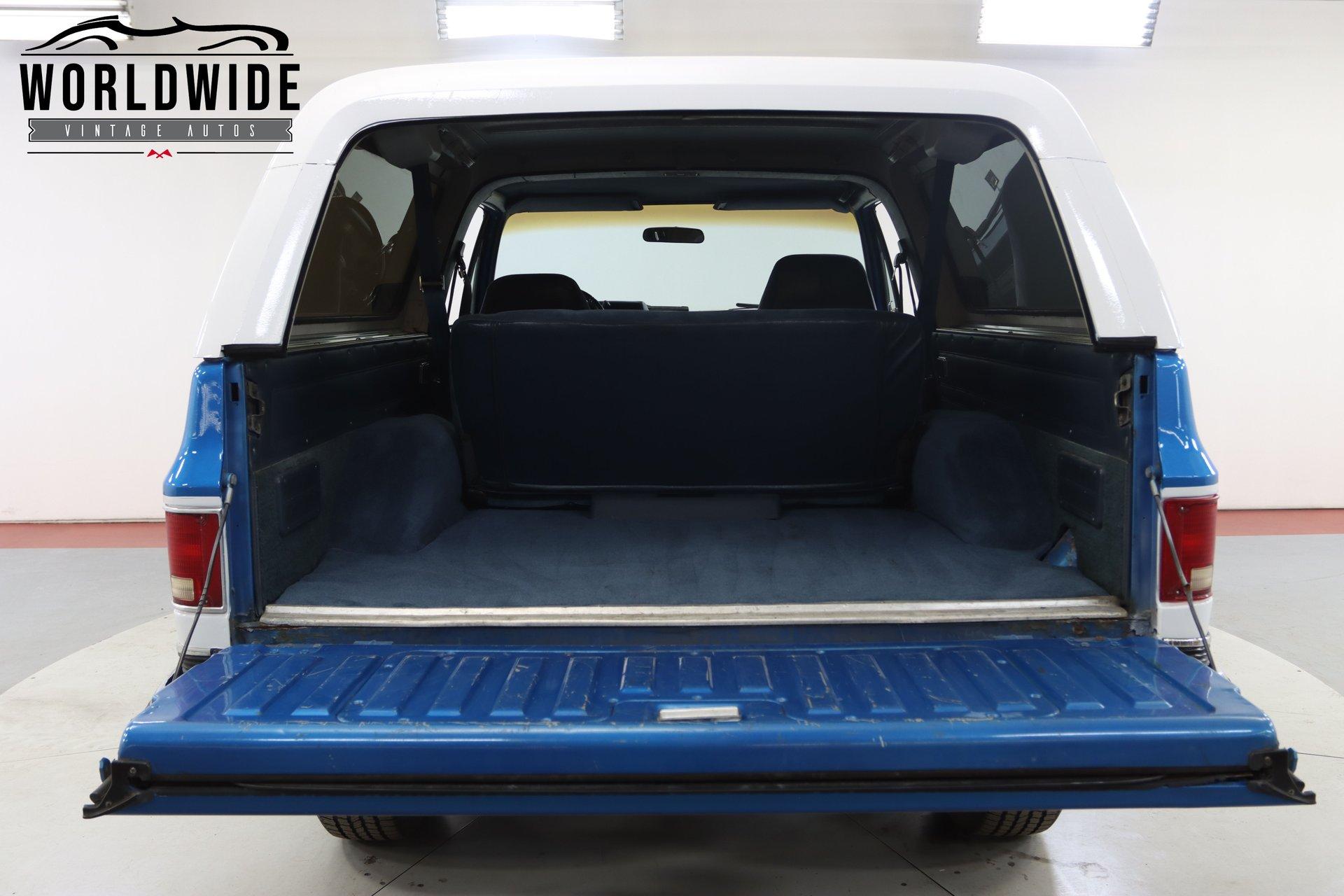 1991 Chevrolet Blazer