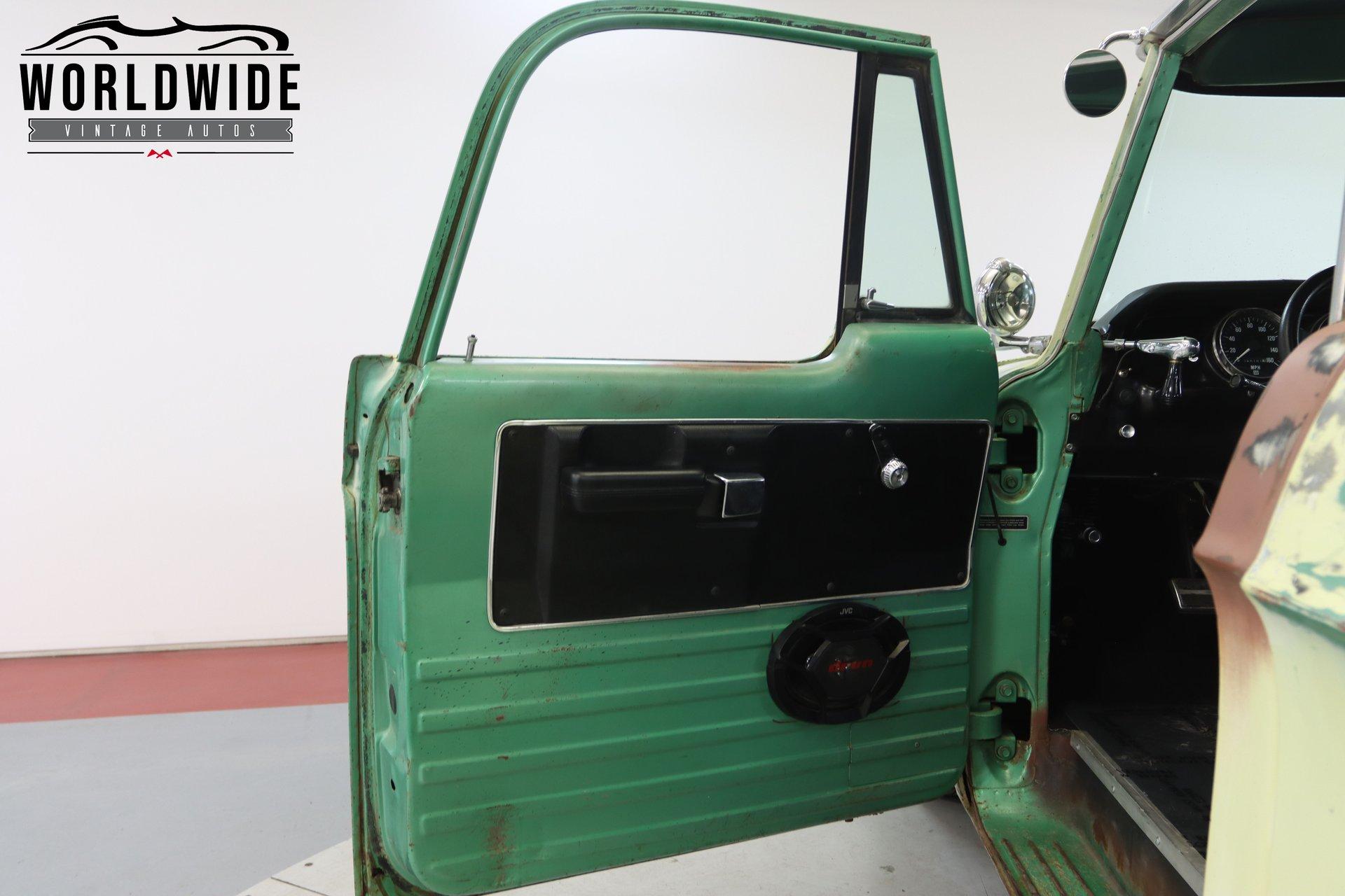 1969 Dodge D100