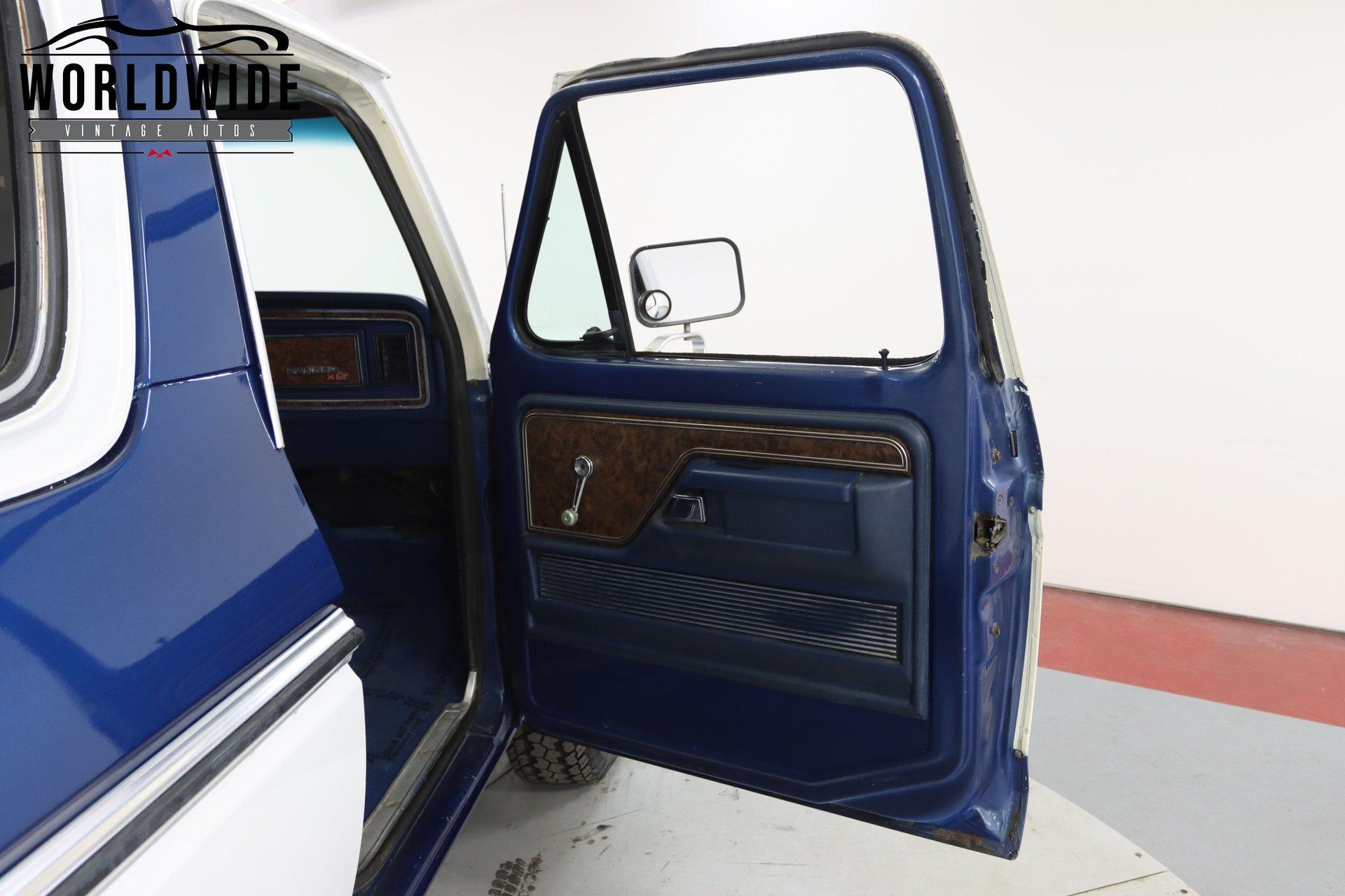 1979 Ford Bronco XLT