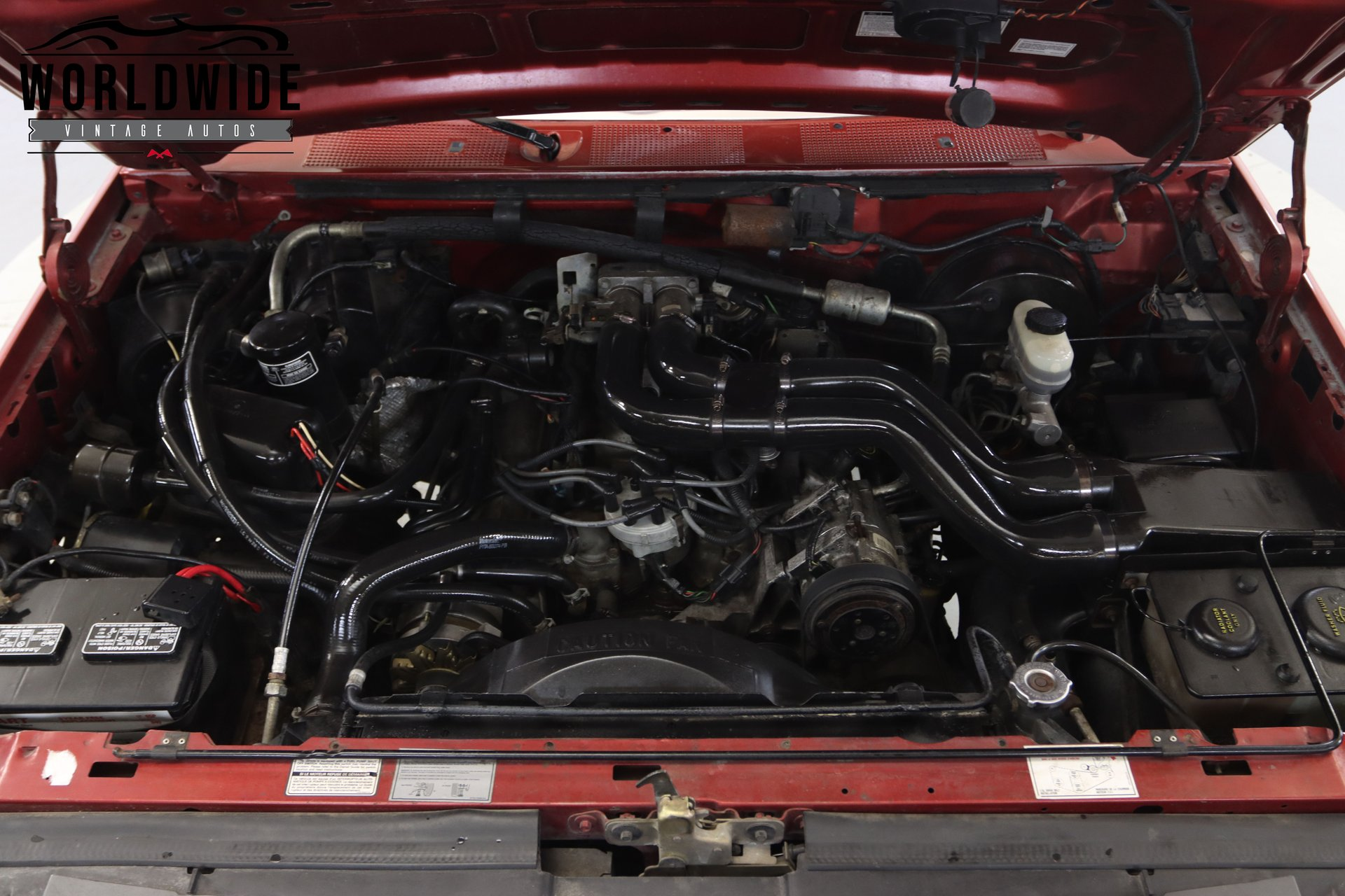 1993 Ford F-250 Super Cab