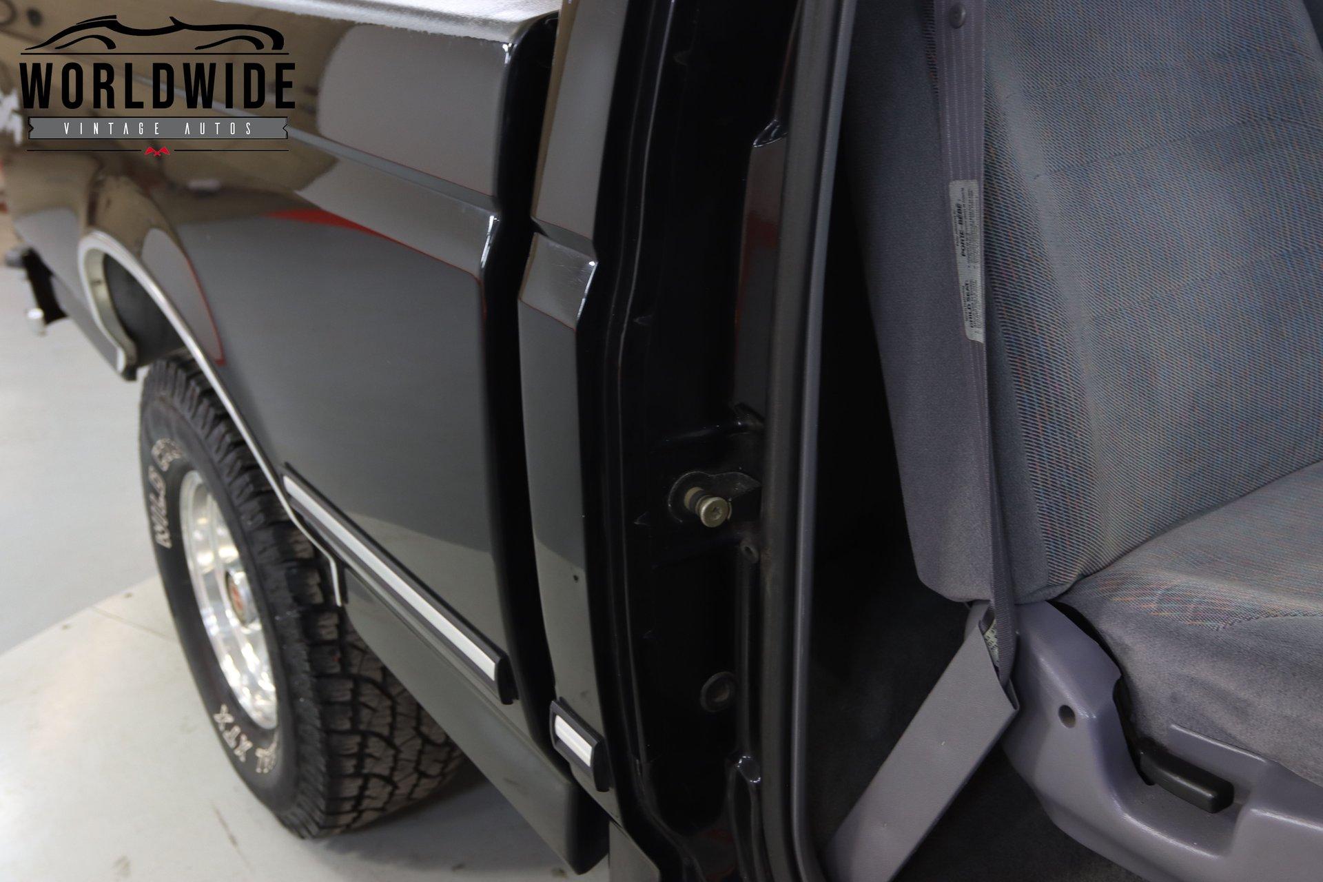 1996 Ford F-150 Eddie Bauer Edition