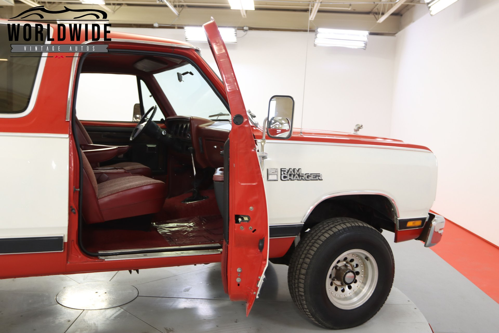 1986 Dodge Ram Charger