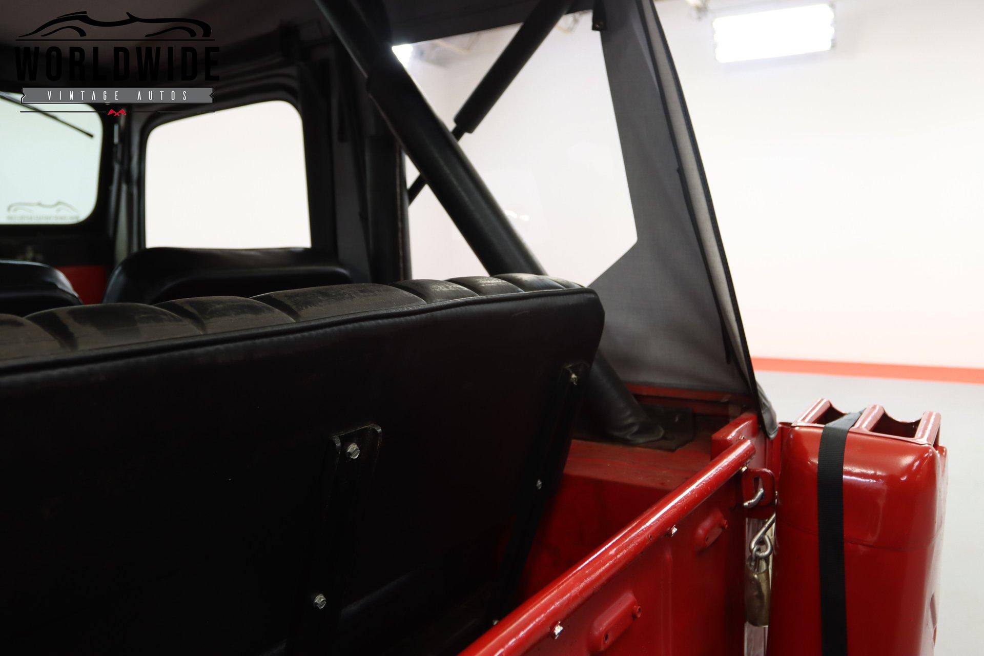 1962 Jeep Willys CJ5