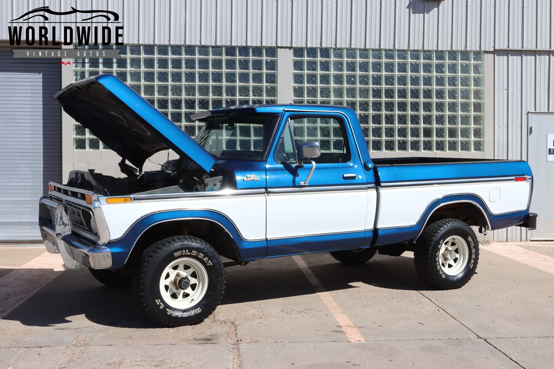 1977 Ford F-150
