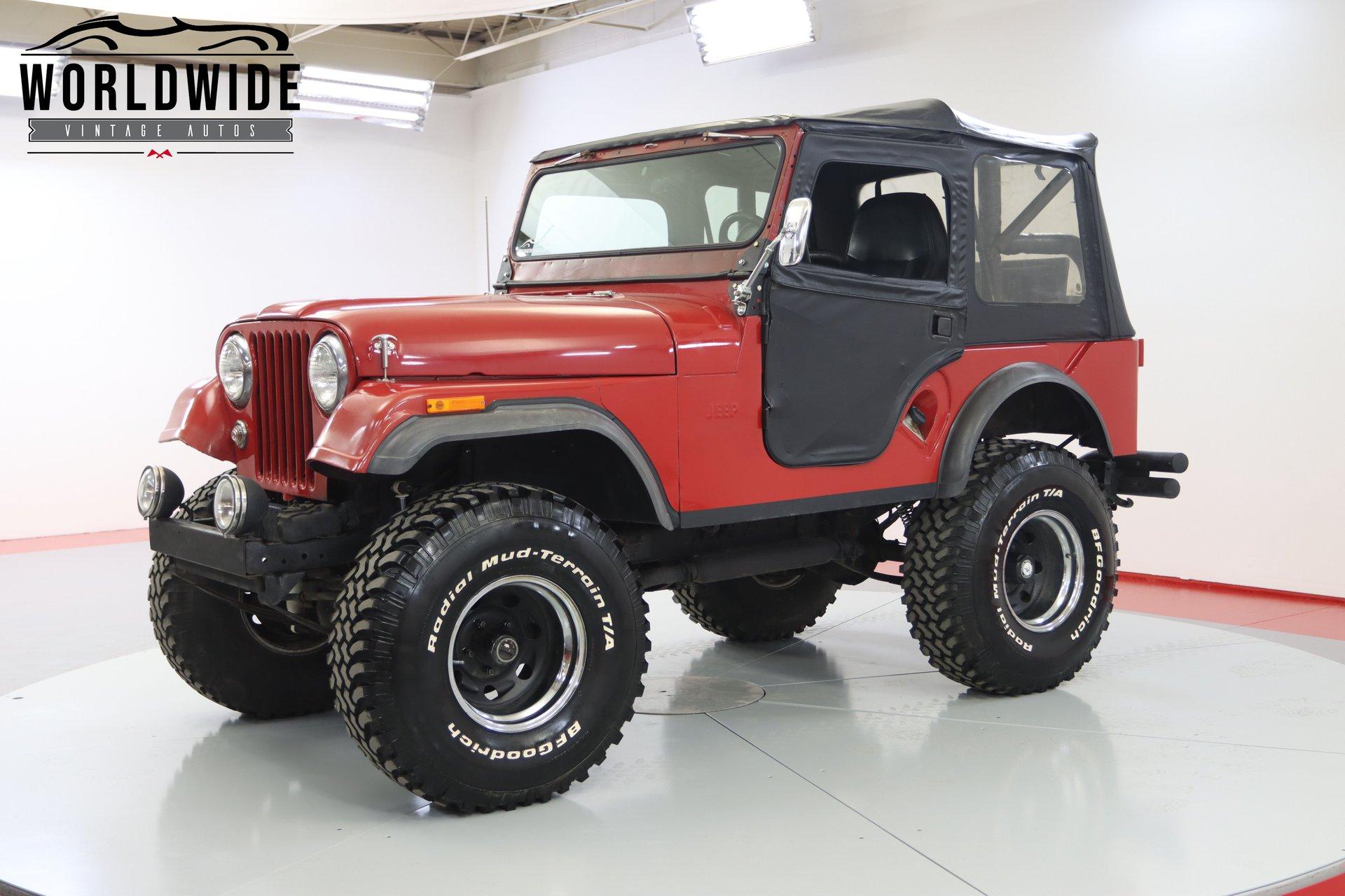 1956 willy s jeep cj 5
