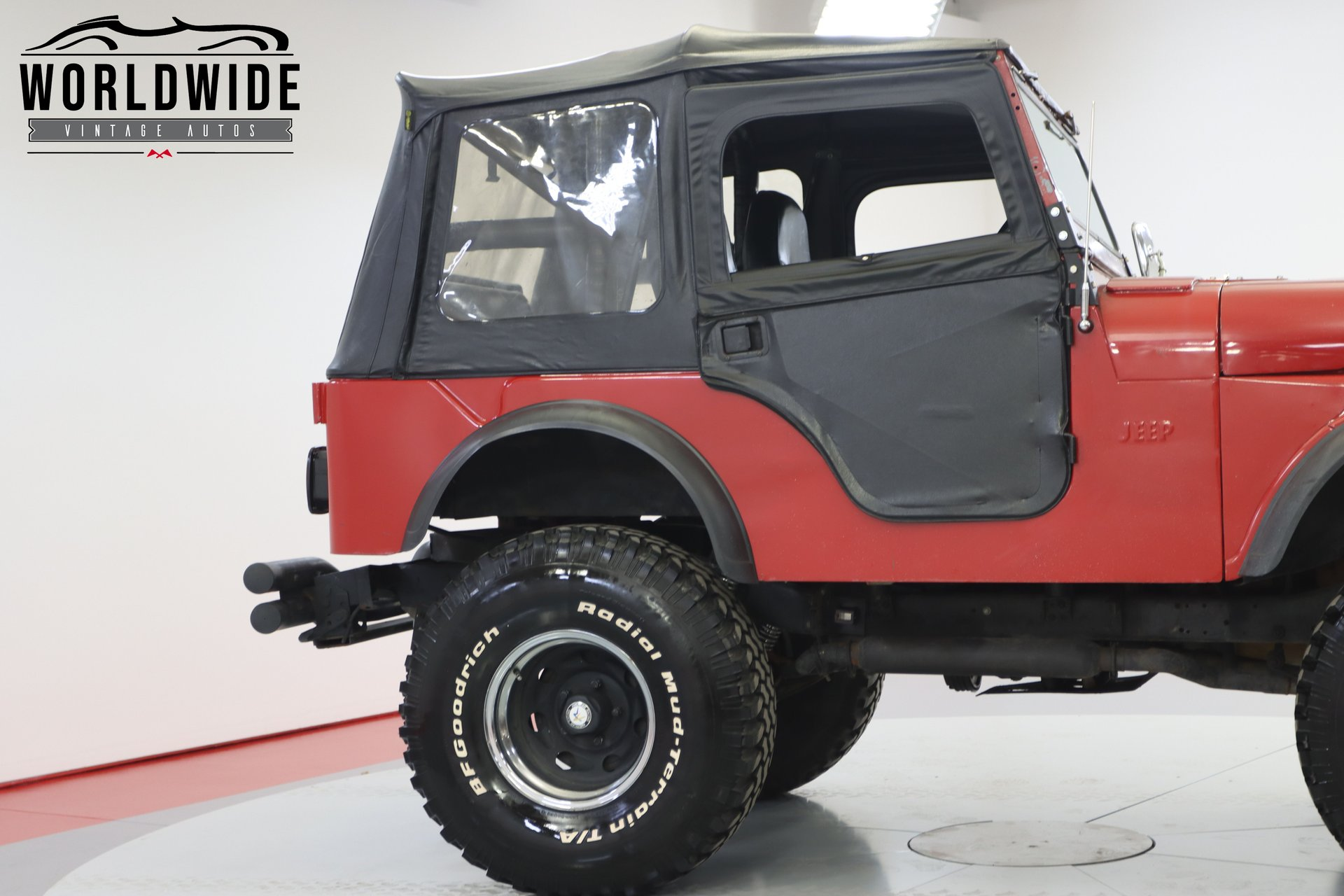 1956 Jeep Cj-5