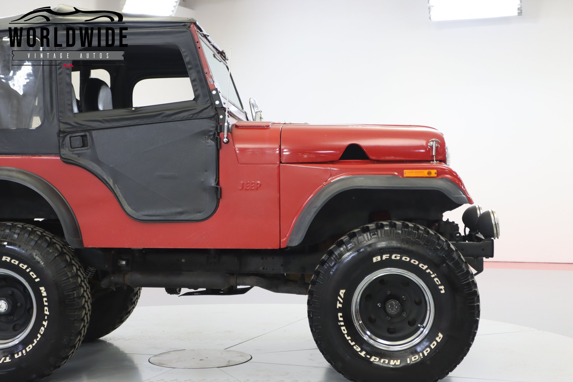 1956 Willy's JEEP CJ-5