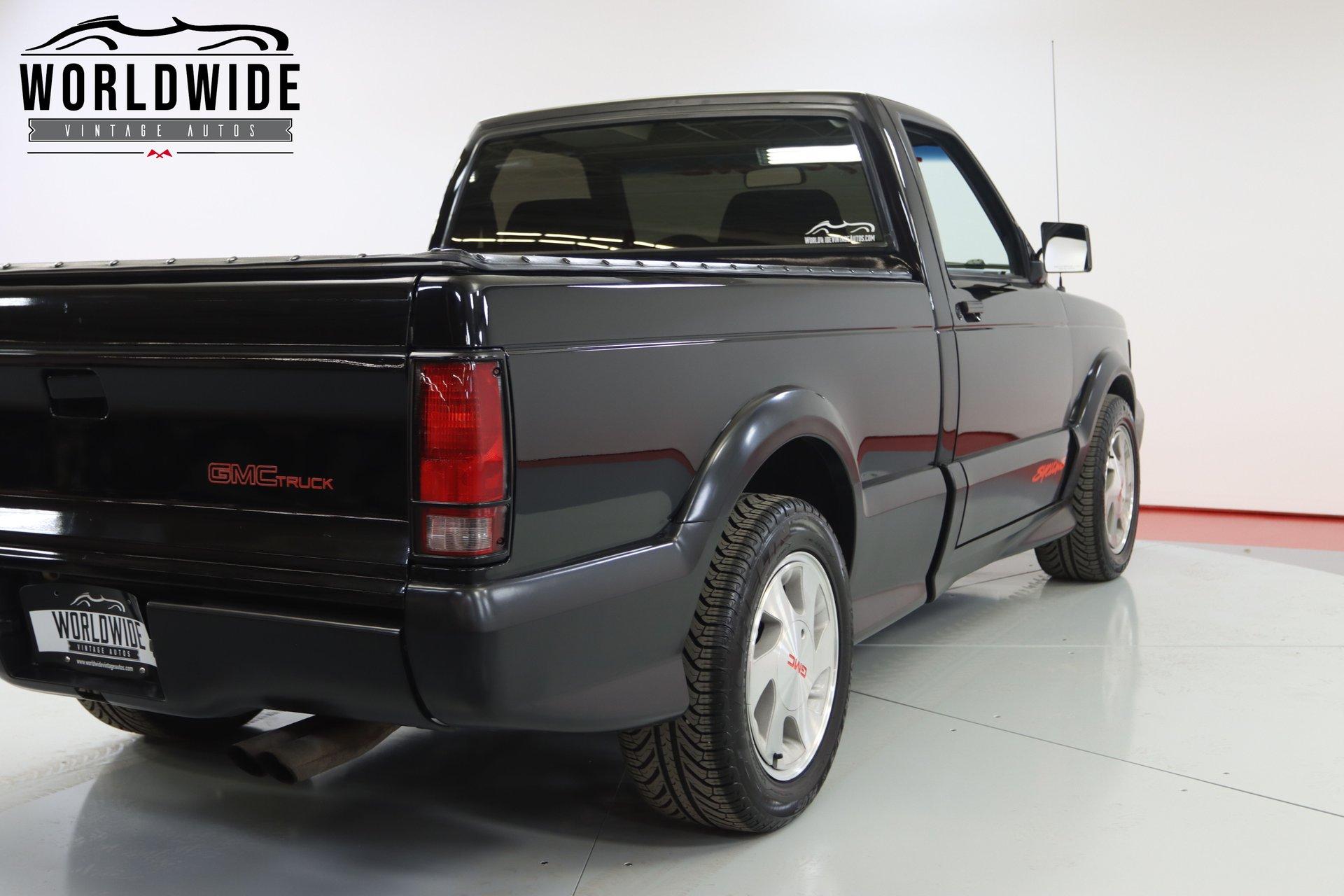 1991 GMC Syclone