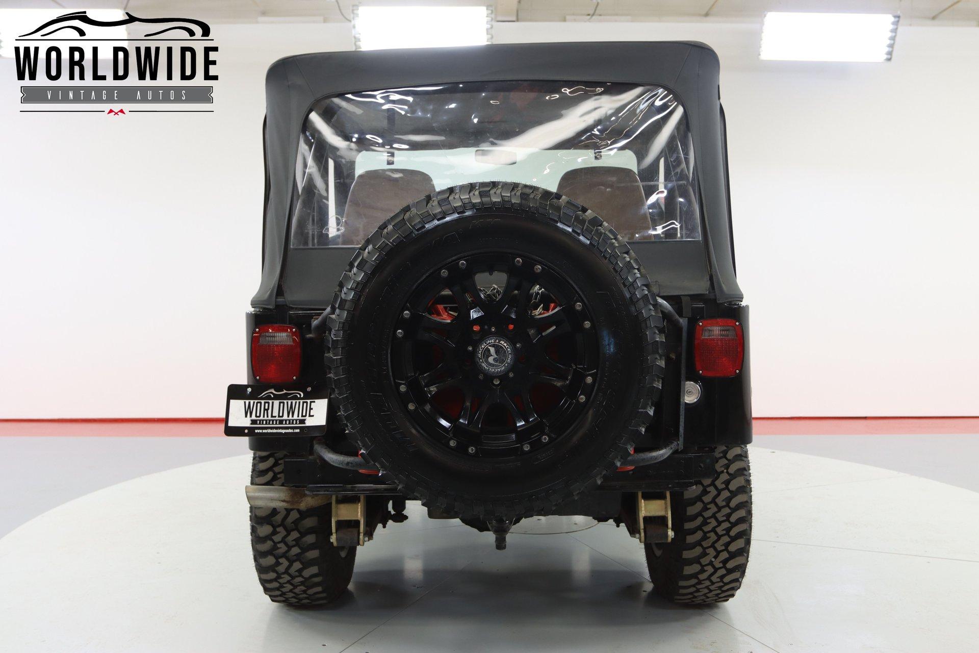 1976 Jeep Cj5 Renegade