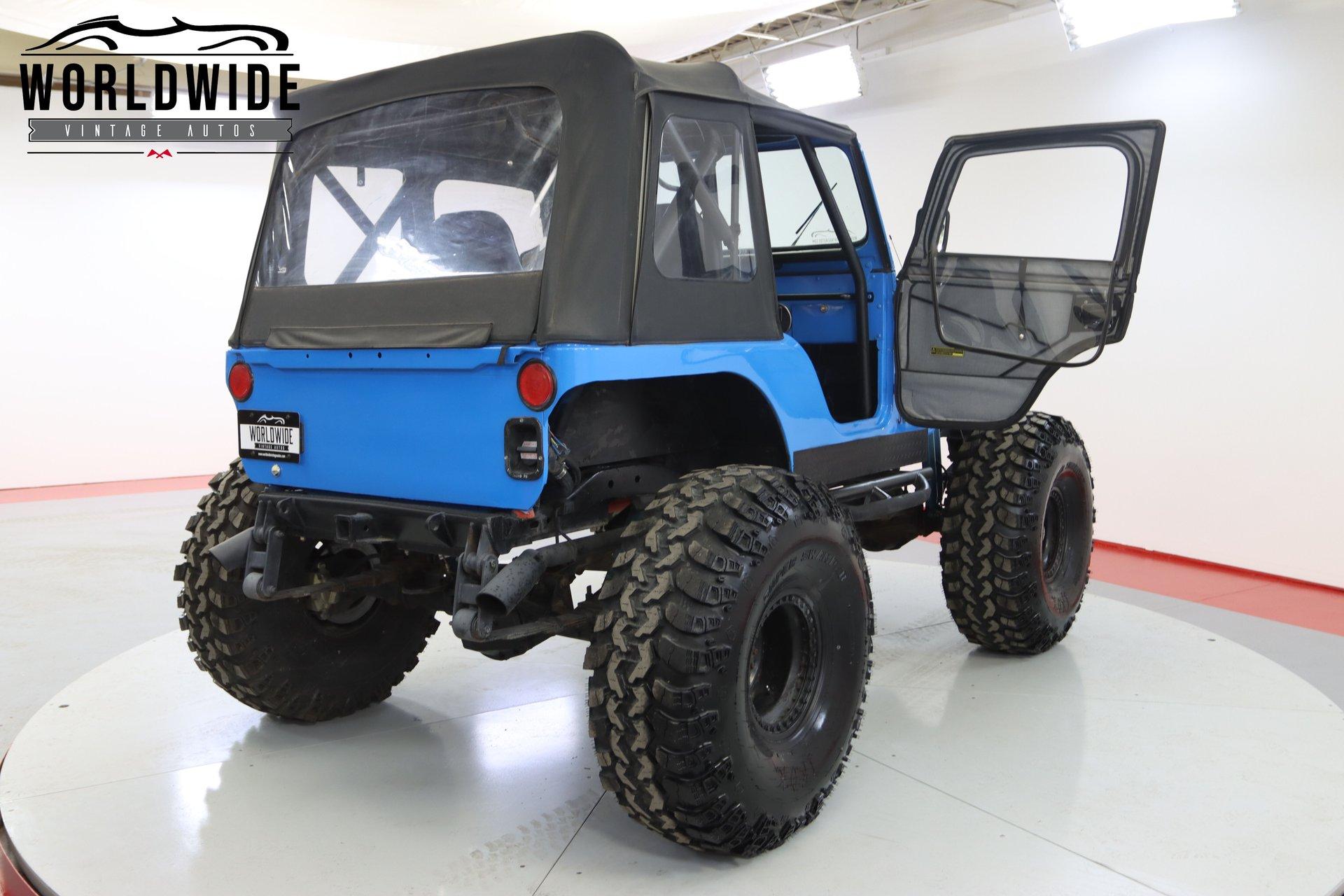 1980 Jeep CJ-5