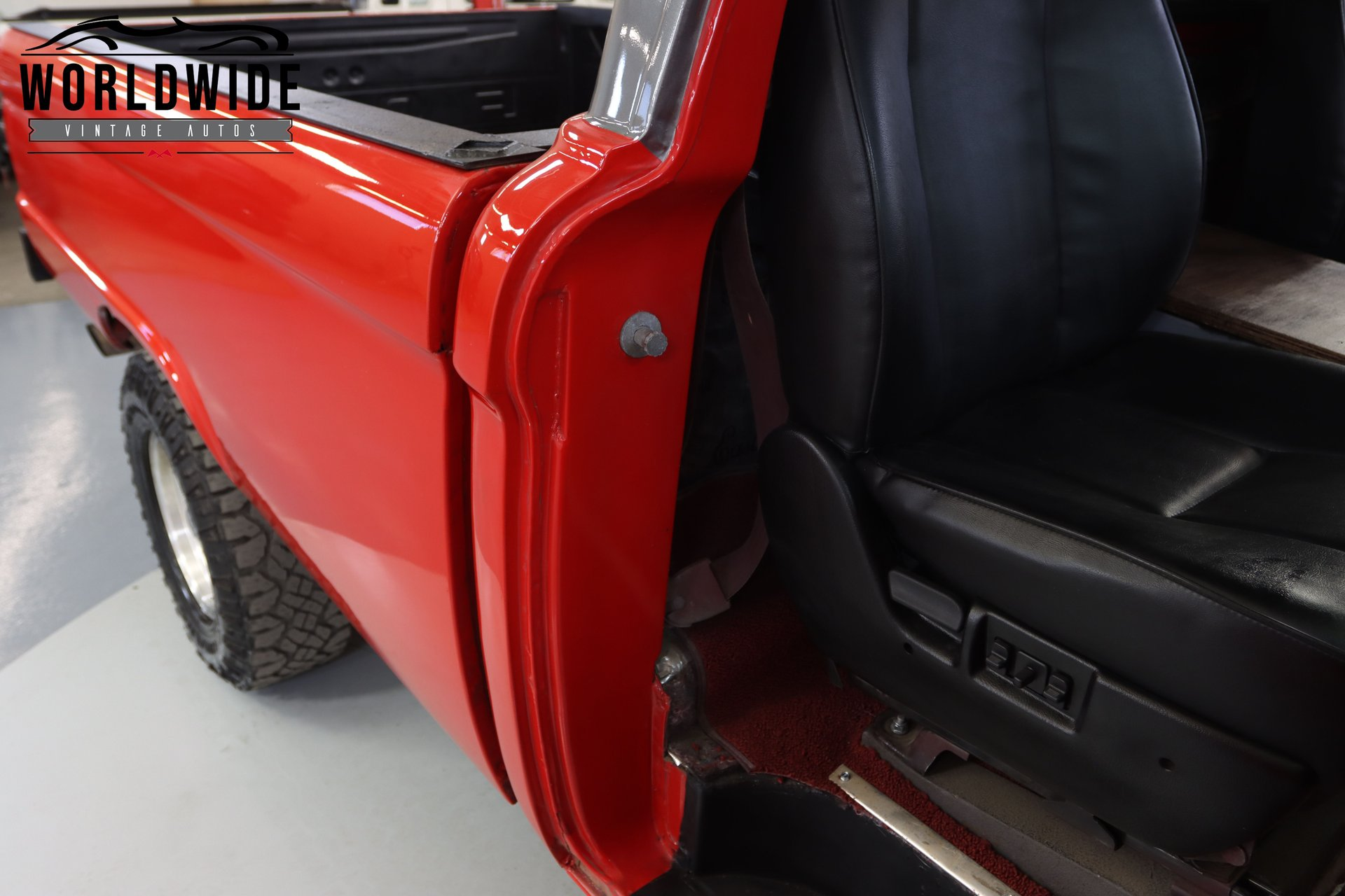 1962 Ford Pickup