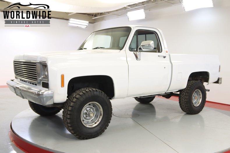 1978 GMC K1500