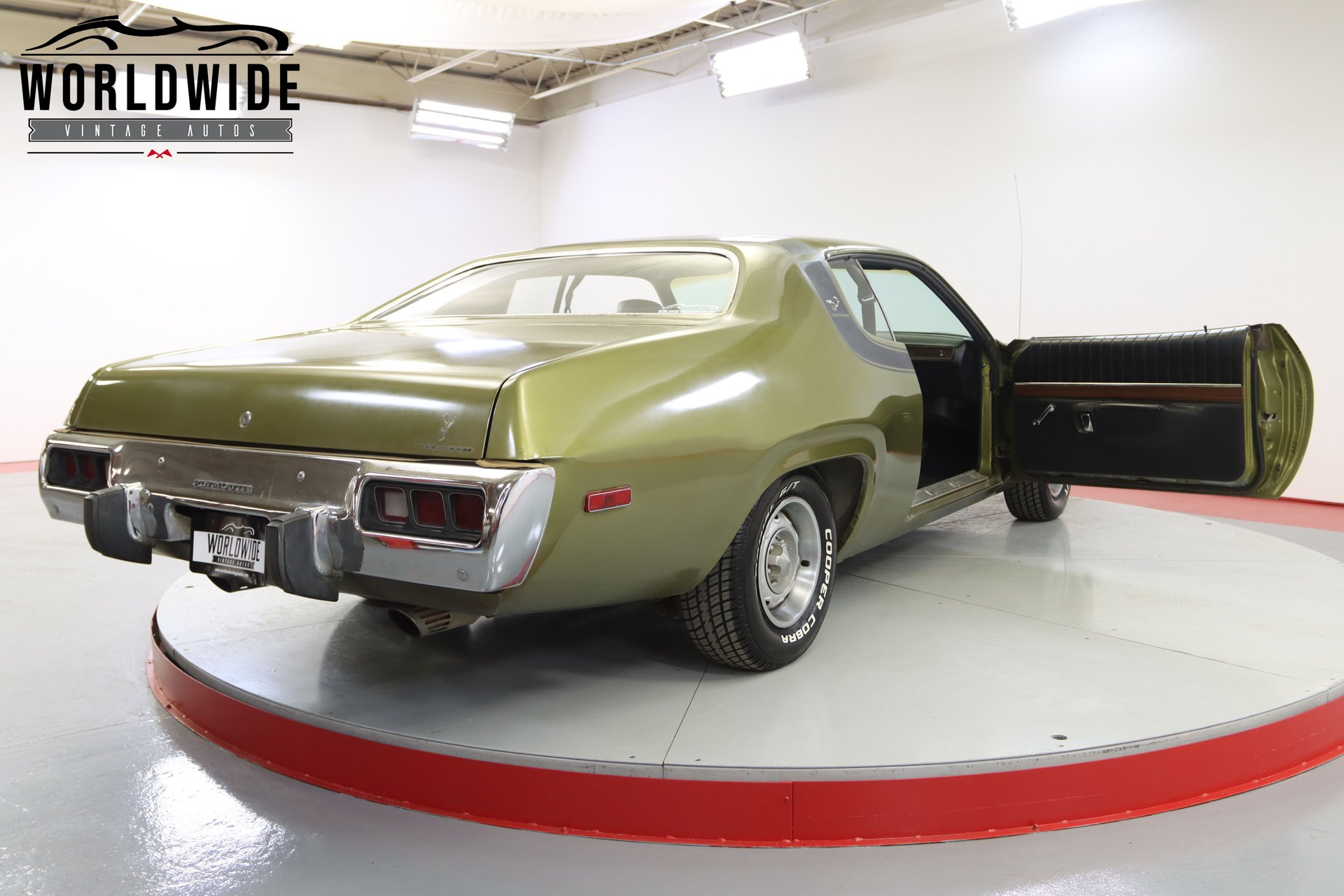 1974 Plymouth Road Runner