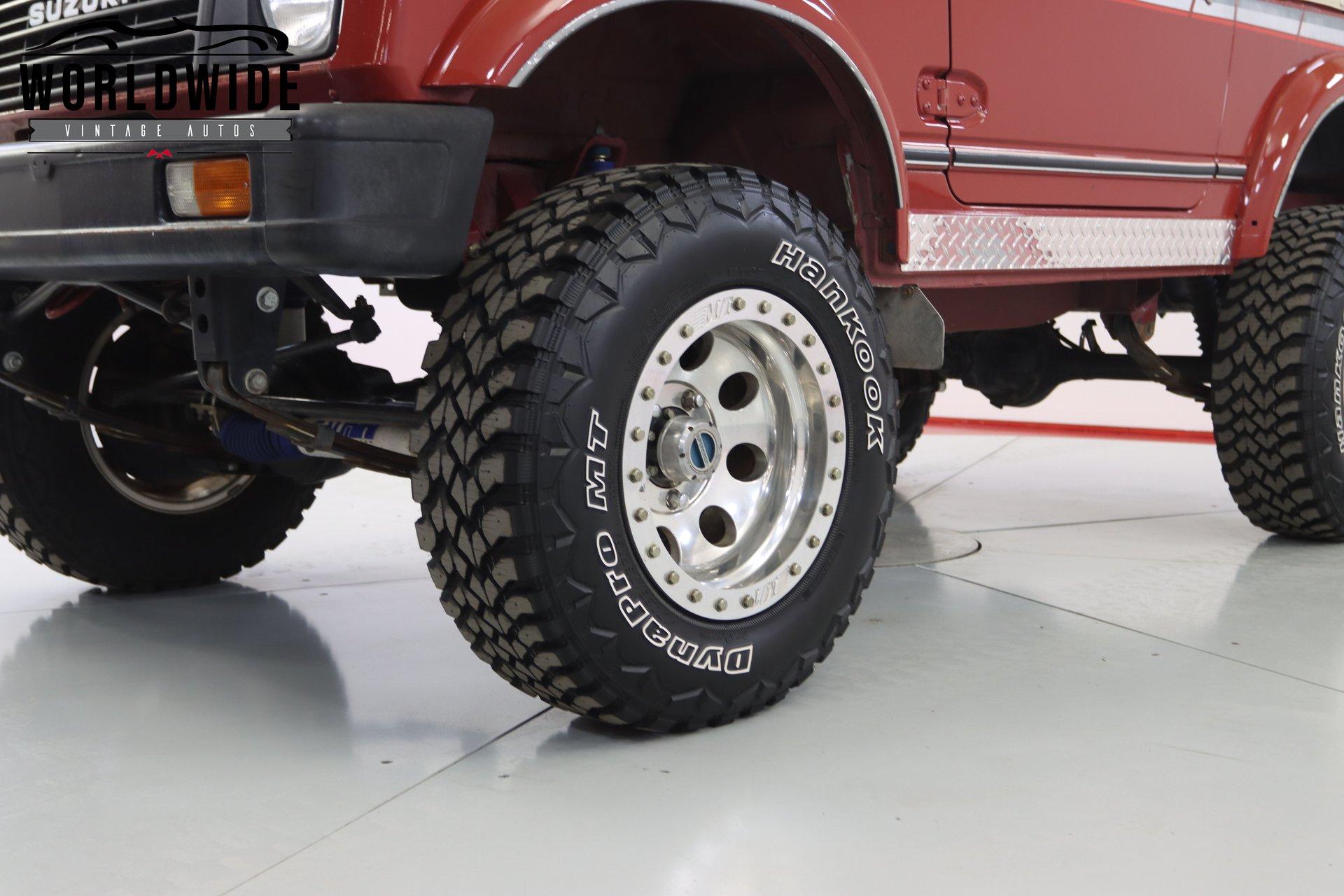 1987 Suzuki Samurai