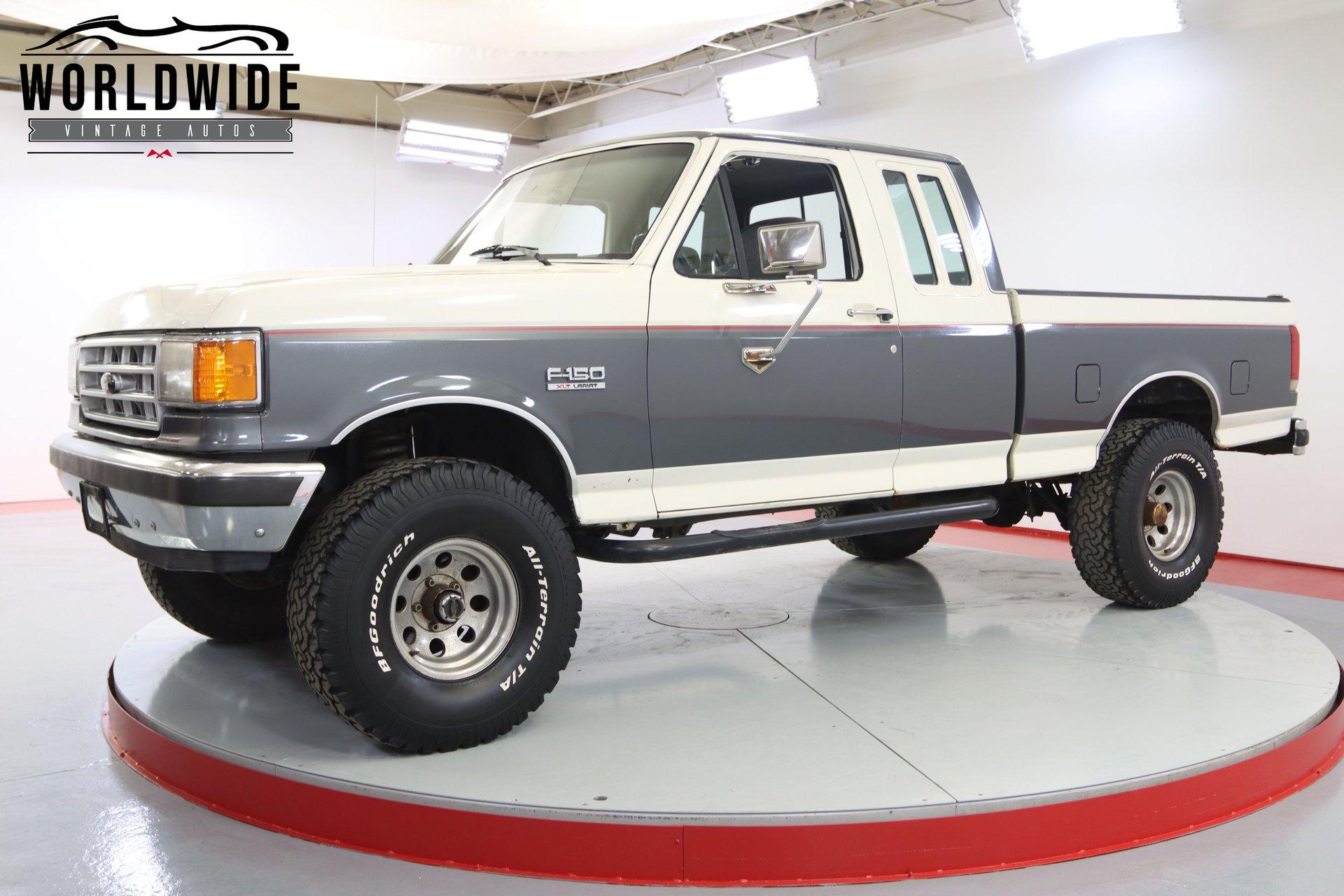 1989 ford f 150 lariat ext cab